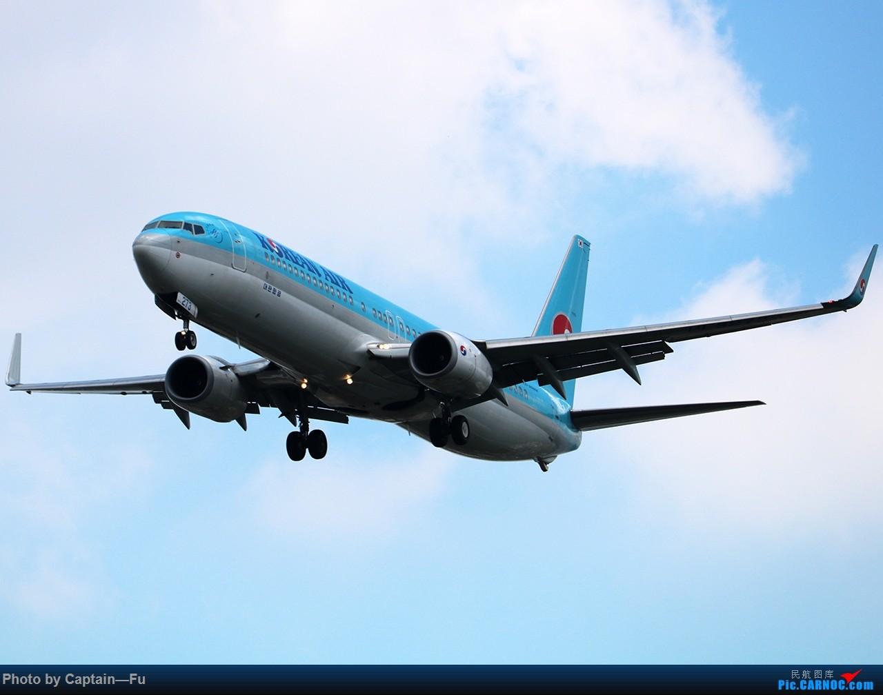Re:[原创]广州蓝天 BOEING 737-900ER HL8273 中国广州白云国际机场