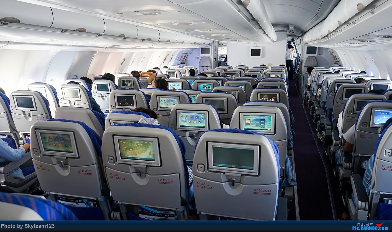 Re:[原创]《Simon游记》第五季第八集 CZ332 CSX-CAN A330-200 菜航二线城市洲际线国内段初体验,感受PW332伪明珠经济舱的宽敞舒适,片尾湘菜彩蛋 AIRBUS A330-200 B-6528