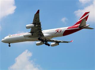 Re:日航多啦A梦涂装和毛里求斯A343