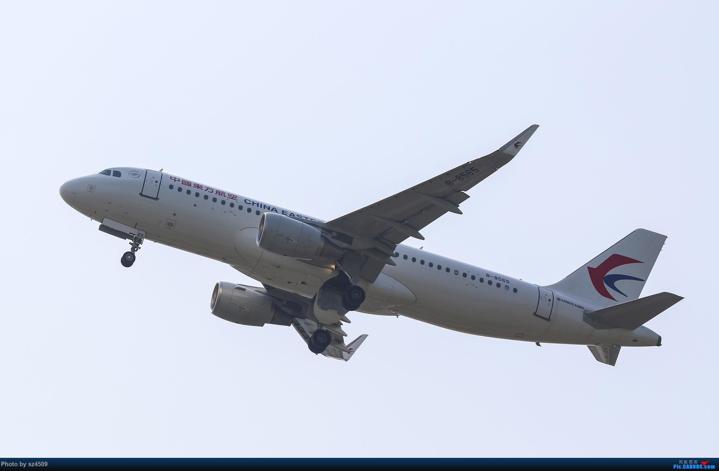 [原创]CTU高温下的拍机 AIRBUS A320-200 B-8565 中国成都双流国际机场