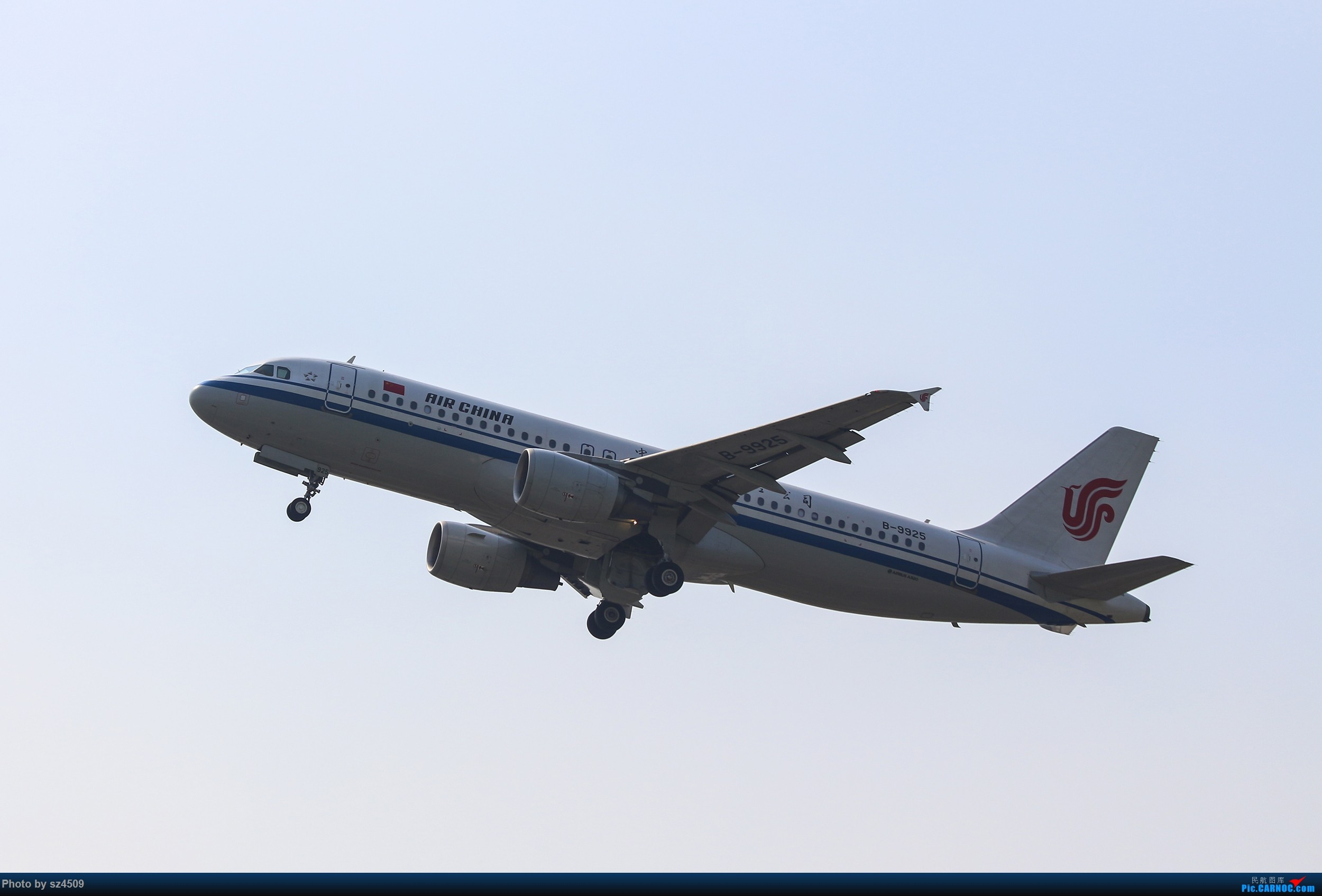 Re:[原创]CTU高温下的拍机 AIRBUS A320-200 B-9925 中国成都双流国际机场