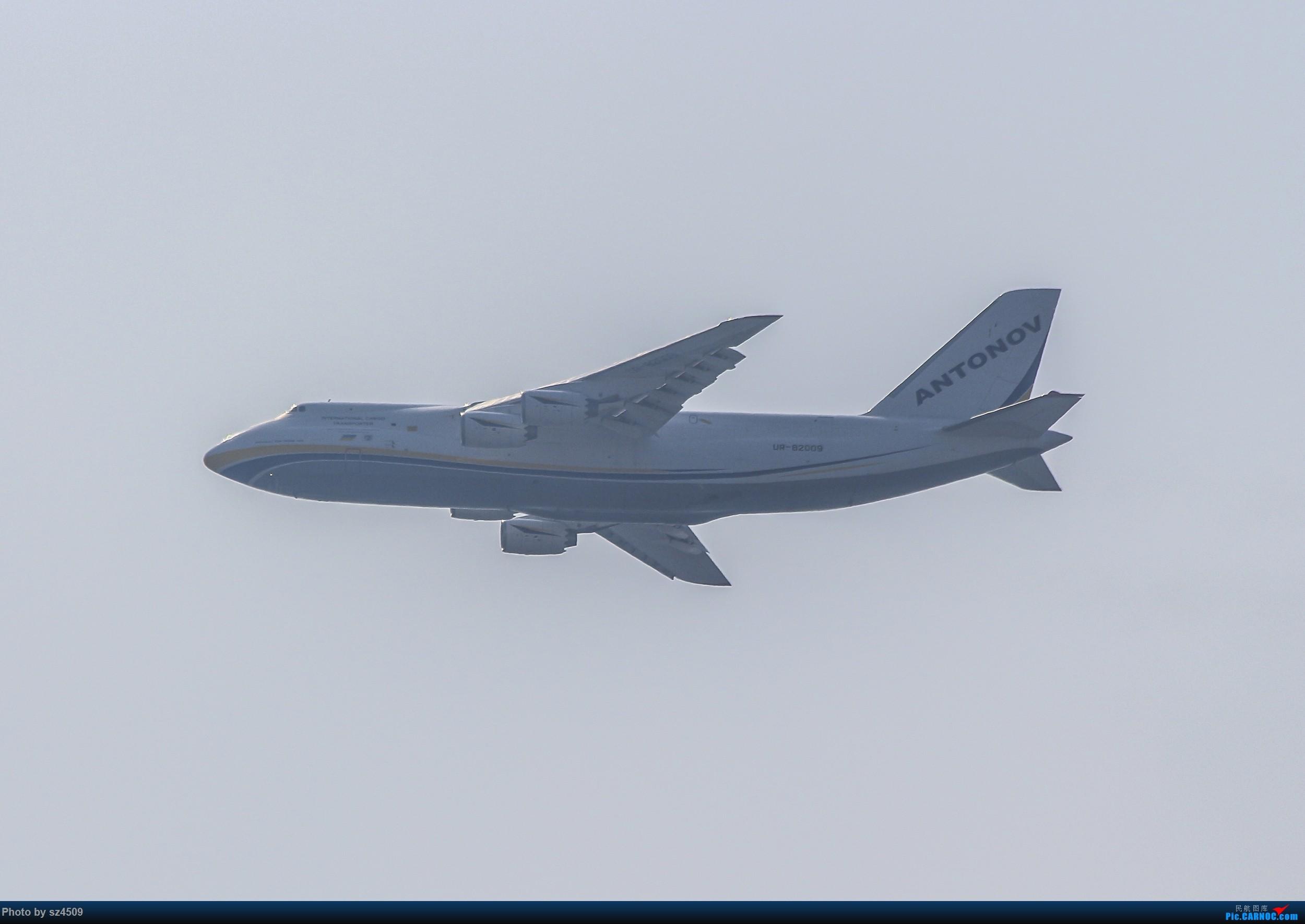 Re:[原创]CTU高温下的拍机 ANTONOV AN-124 UR-82009 中国成都双流国际机场