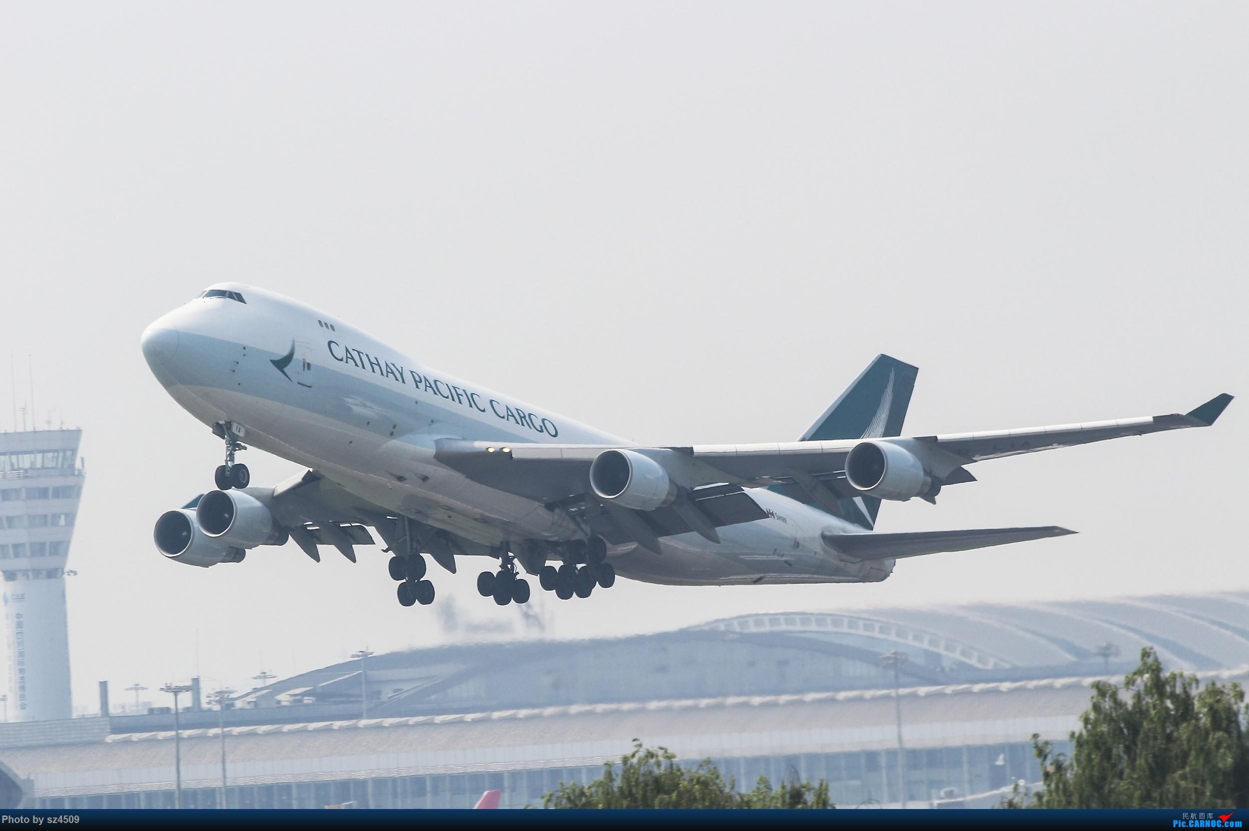 Re:[原创]CTU高温下的拍机 BOEING 747-400 B-LIA 中国成都双流国际机场