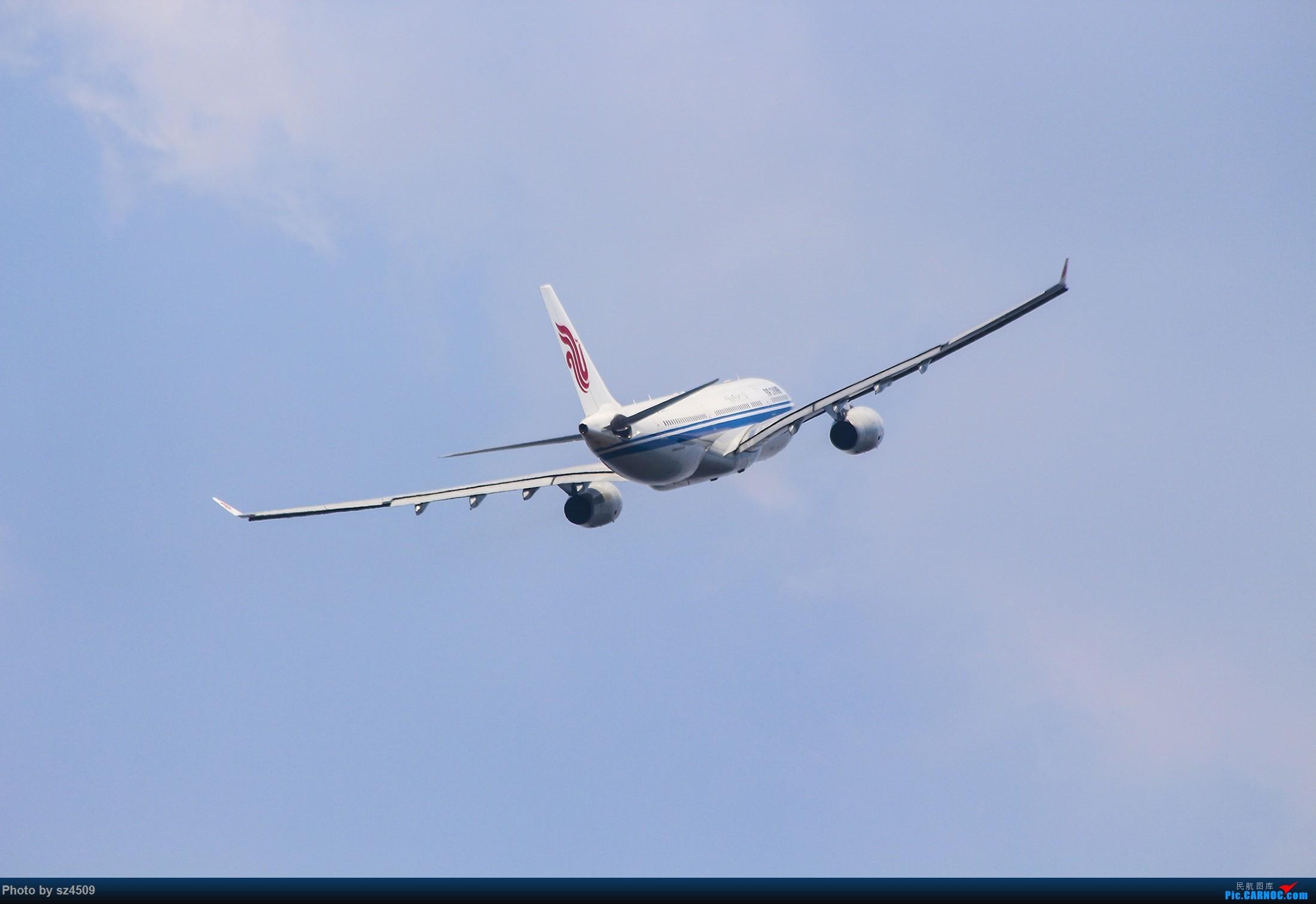 Re:[原创]CTU高温下的拍机 AIRBUS A330-200 B-6071 中国成都双流国际机场