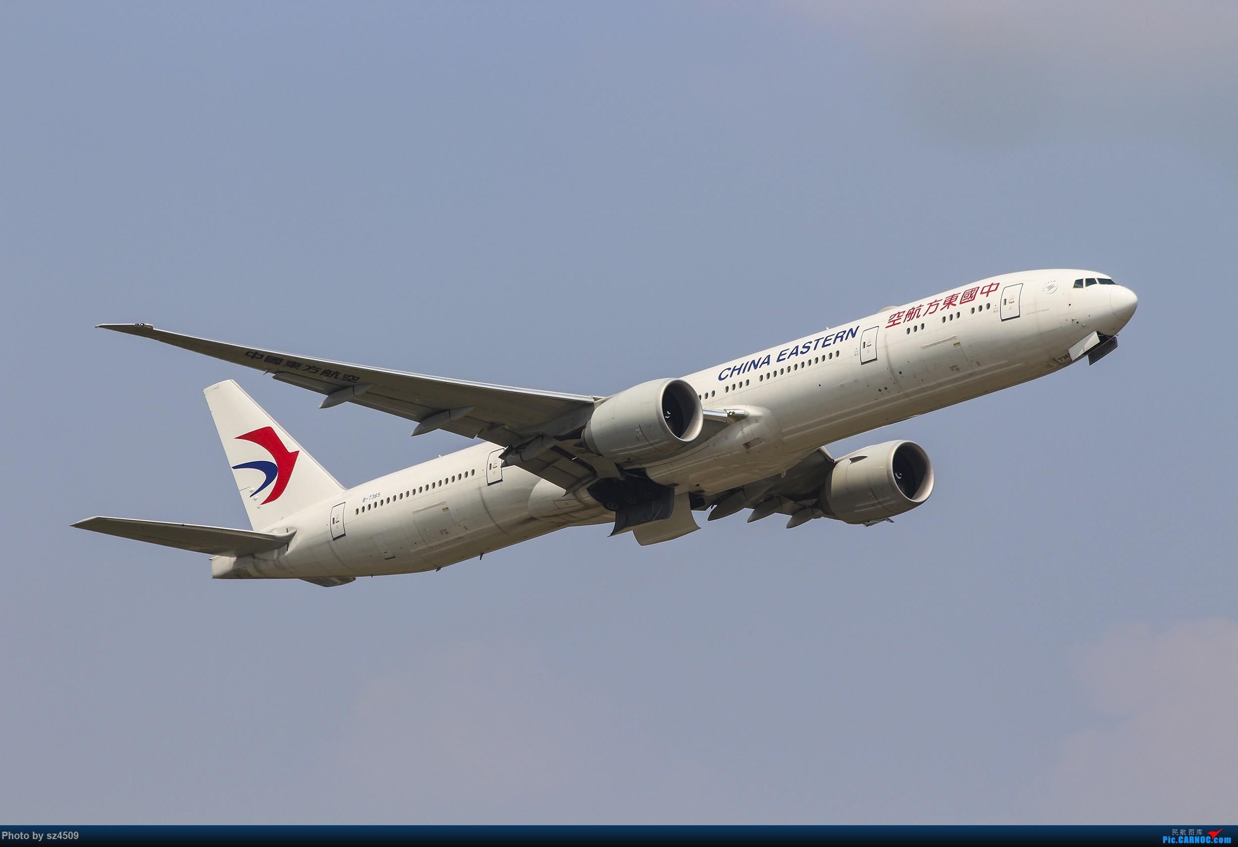 Re:[原创]CTU高温下的拍机 BOEING 777-300ER B-7365 中国成都双流国际机场