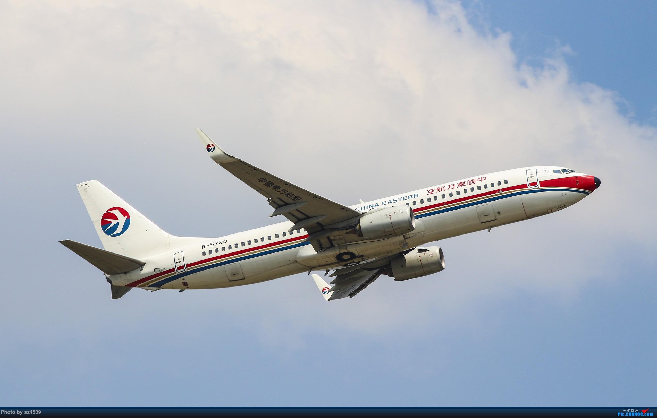Re:[原创]CTU高温下的拍机 BOEING 737-800 B-5780 中国成都双流国际机场