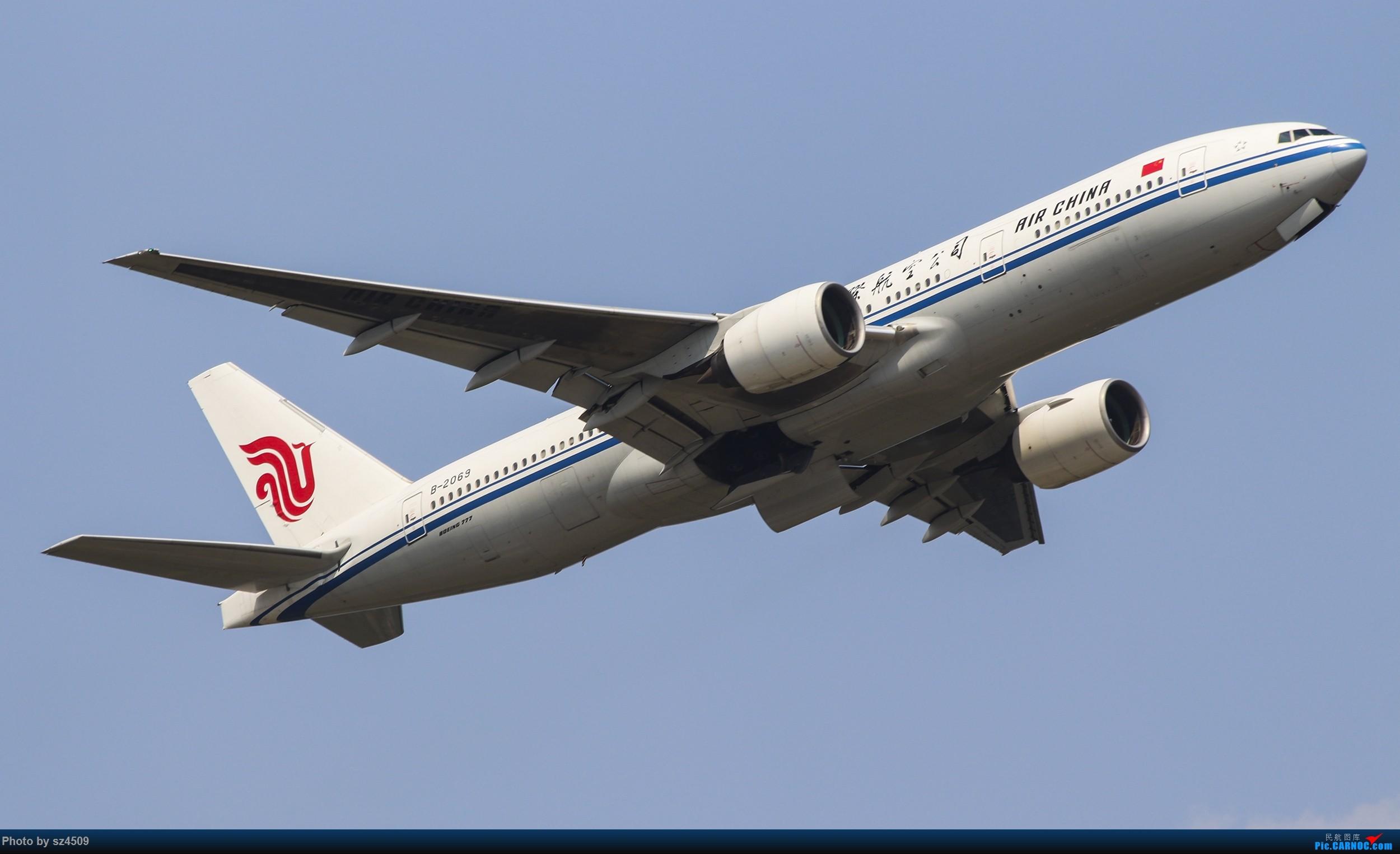 Re:[原创]CTU高温下的拍机 BOEING 777-200 B-2069 中国成都双流国际机场