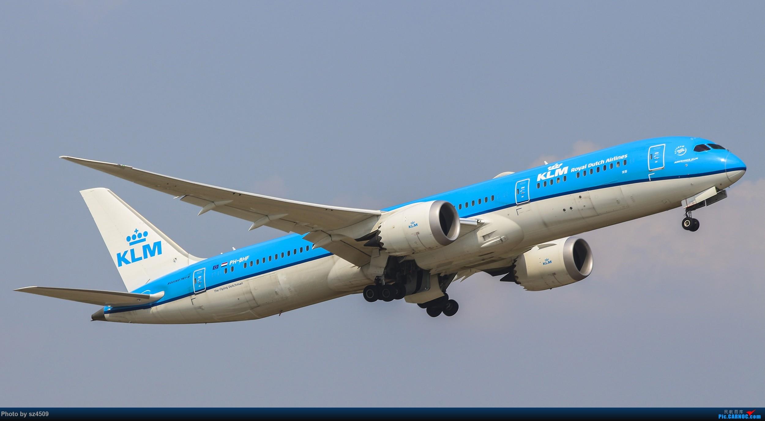Re:[原创]CTU高温下的拍机 BOEING 787-9 PH-BHF 中国成都双流国际机场
