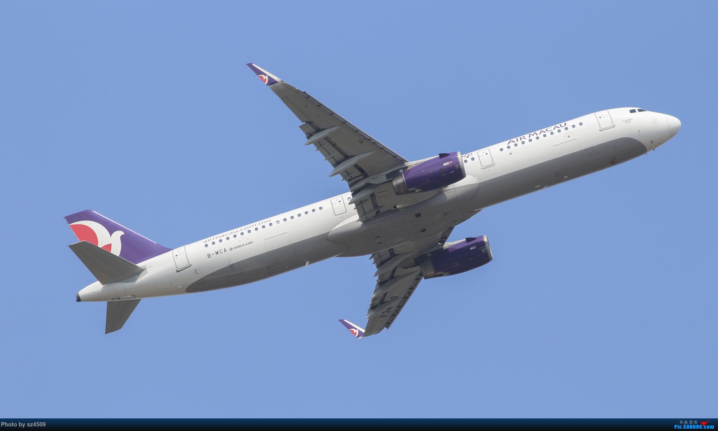 Re:[原创]CTU高温下的拍机 AIRBUS A321-200 B-MCA 中国成都双流国际机场