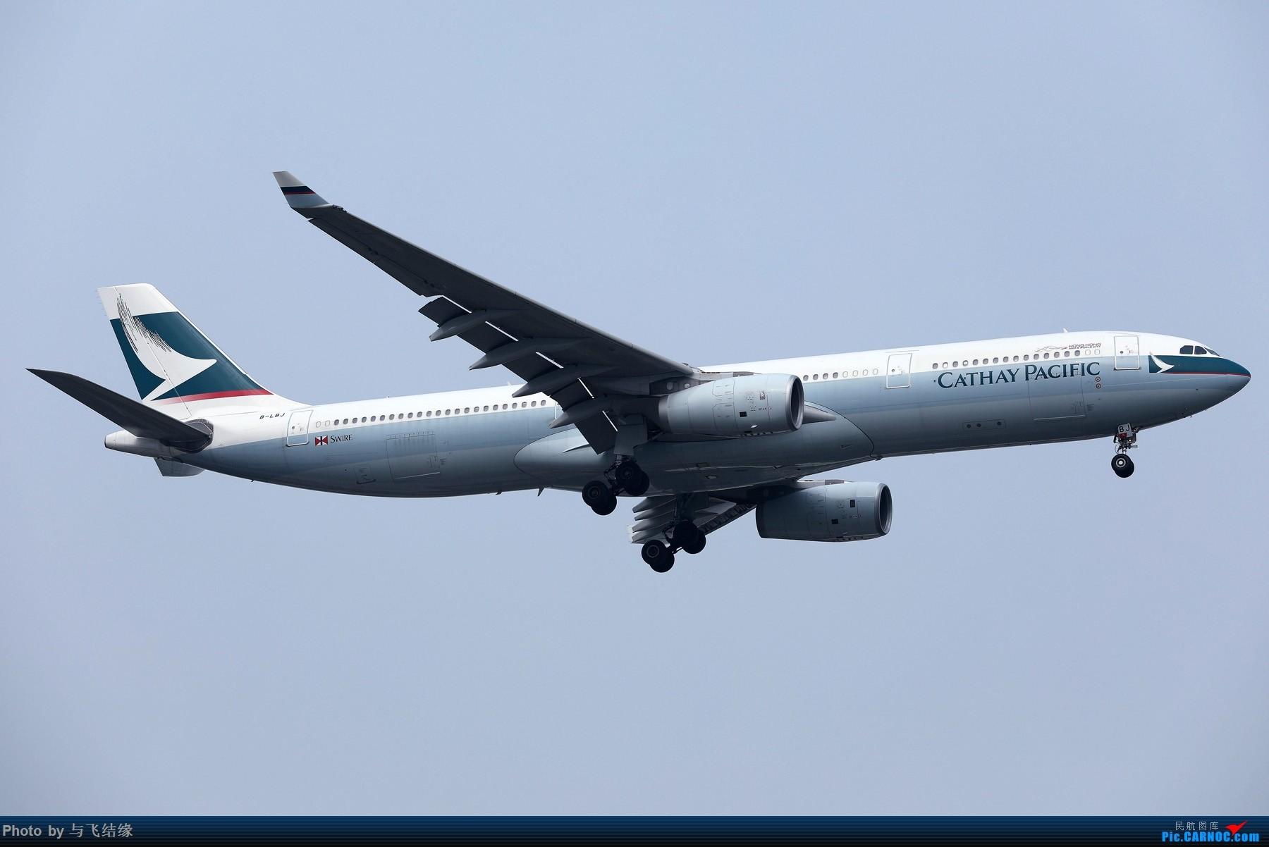 Re:[原创]周末发图一组中外混搭组合! AIRBUS A330-300 B-LBJ 中国北京首都国际机场