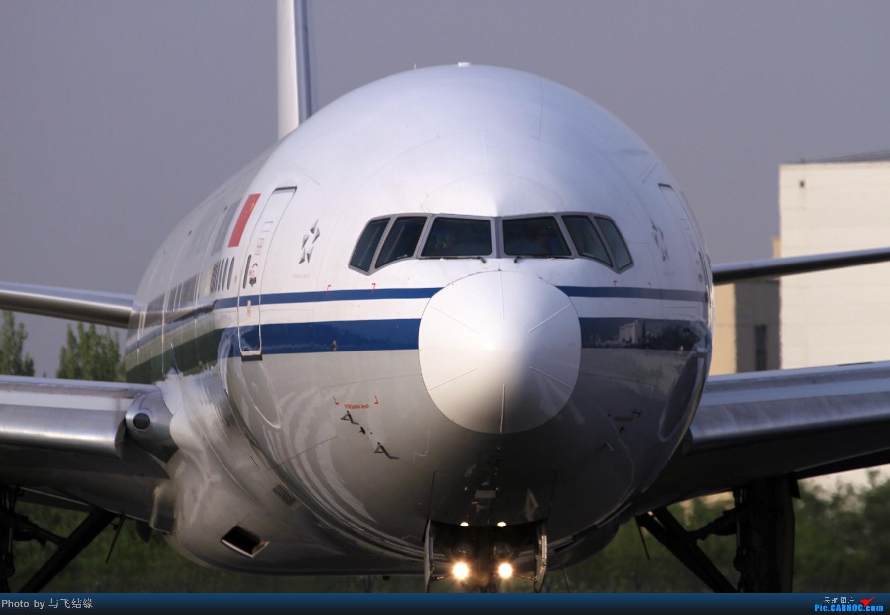Re:[原创]中国国际航空公司Boeing 777-300ER,B-2043特写组照! BOEING 777-300ER B-2043 中国北京首都国际机场