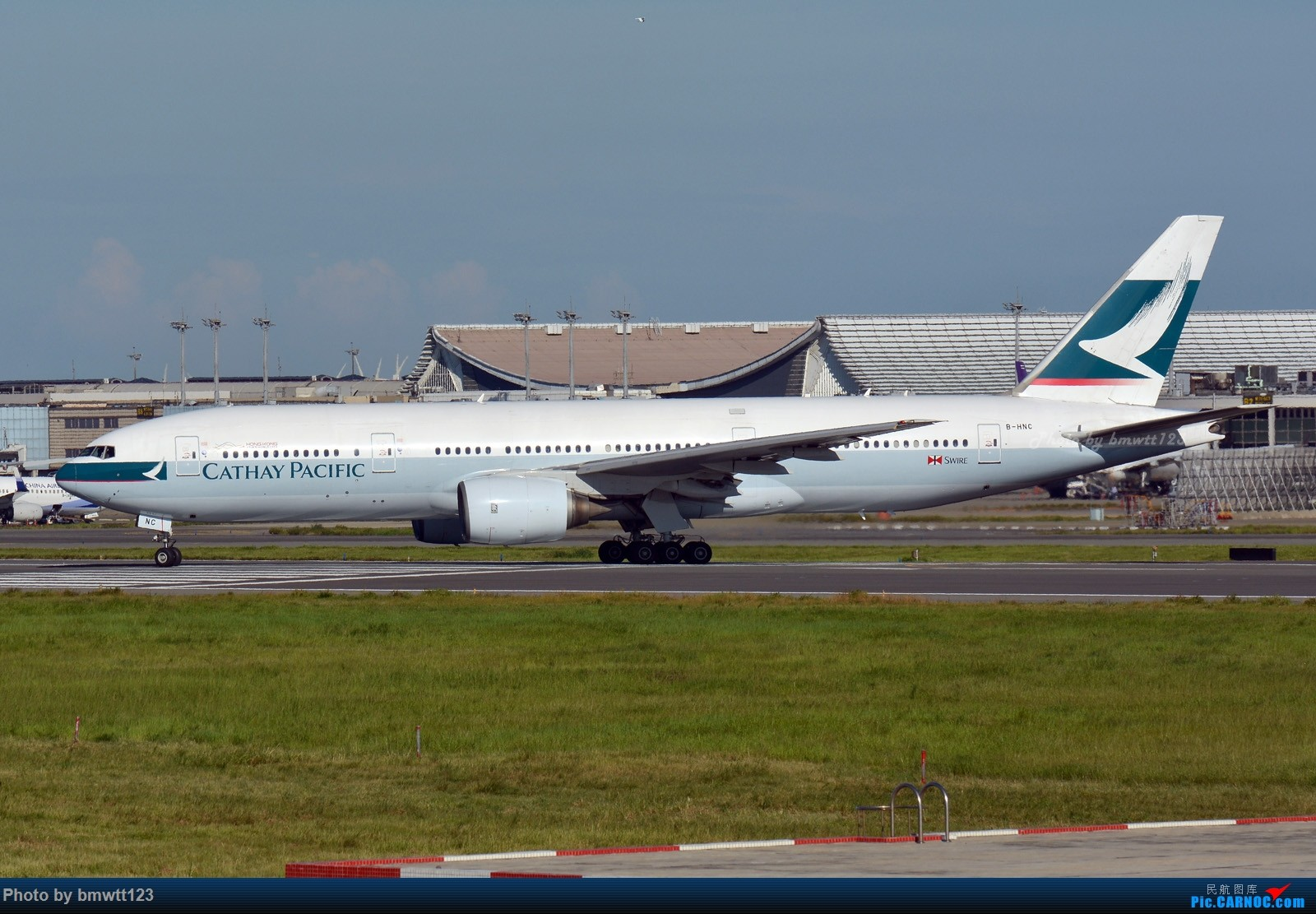 Re:[原创]【TPE桃园】台北2日游之桃园印象(一期42图),附桃园23L拍机位地图 BOEING 777-200 B-HNC 中国台北桃园国际机场