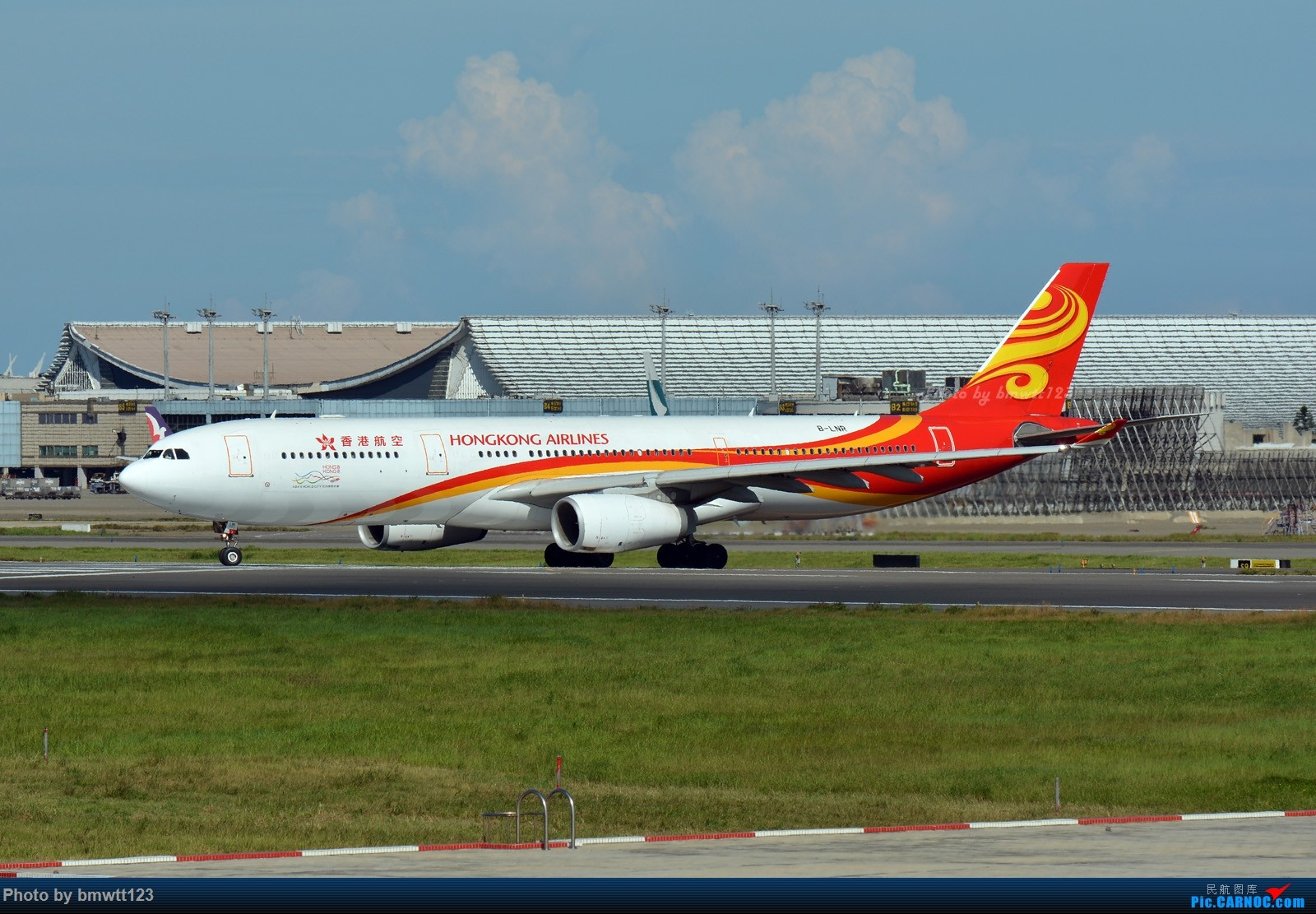 Re:[原创]【TPE桃园】台北2日游之桃园印象(一期42图),附桃园23L拍机位地图 AIRBUS A330-300 B-LNR 中国台北桃园国际机场