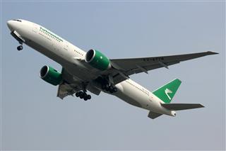 土库曼斯坦777-200LR