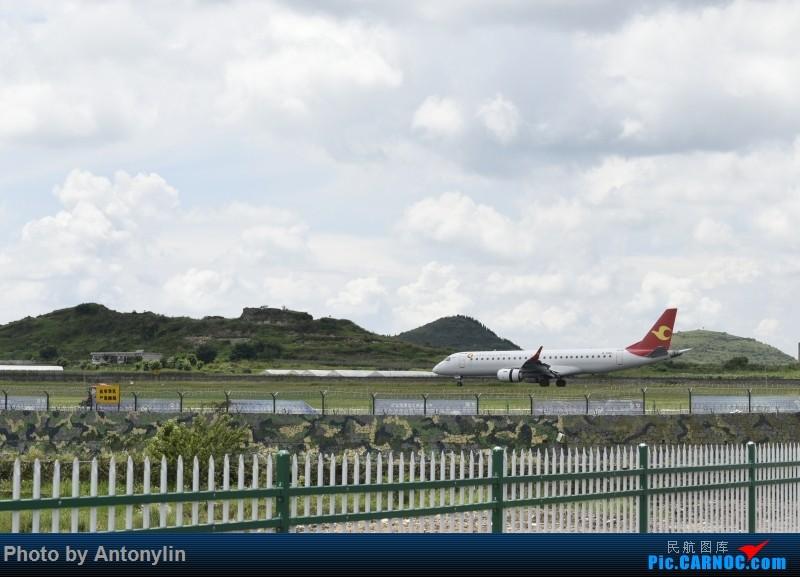 [原创]AVA打灰机新亮点 EMBRAER E-190 B-3189 中国安顺黄果树机场