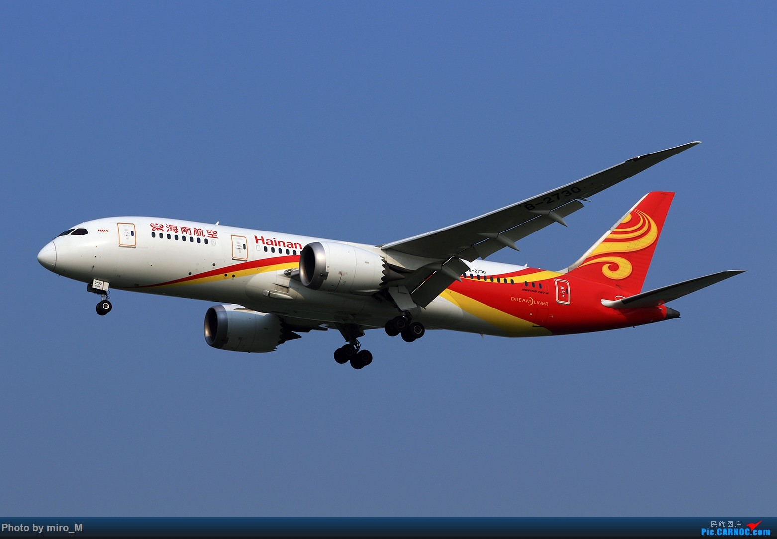 Re:[原创]欧洲浪了一圈,CS100,BAE146,fokker70等新老机型串着飞+ZRH,MUC,FRA,AMS,TLS拍机 BOEING 787-8 B-2730 中国北京首都国际机场
