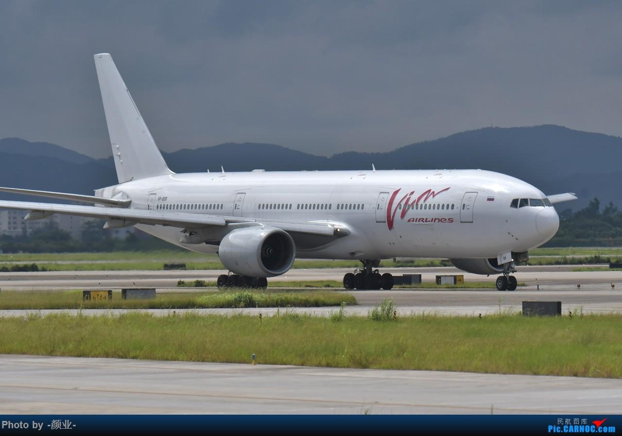 Re:[原创]ZGGG(广州CAN)的波音777系列-继续更新 BOEING 777-200ER VP-BDR 中国广州白云国际机场