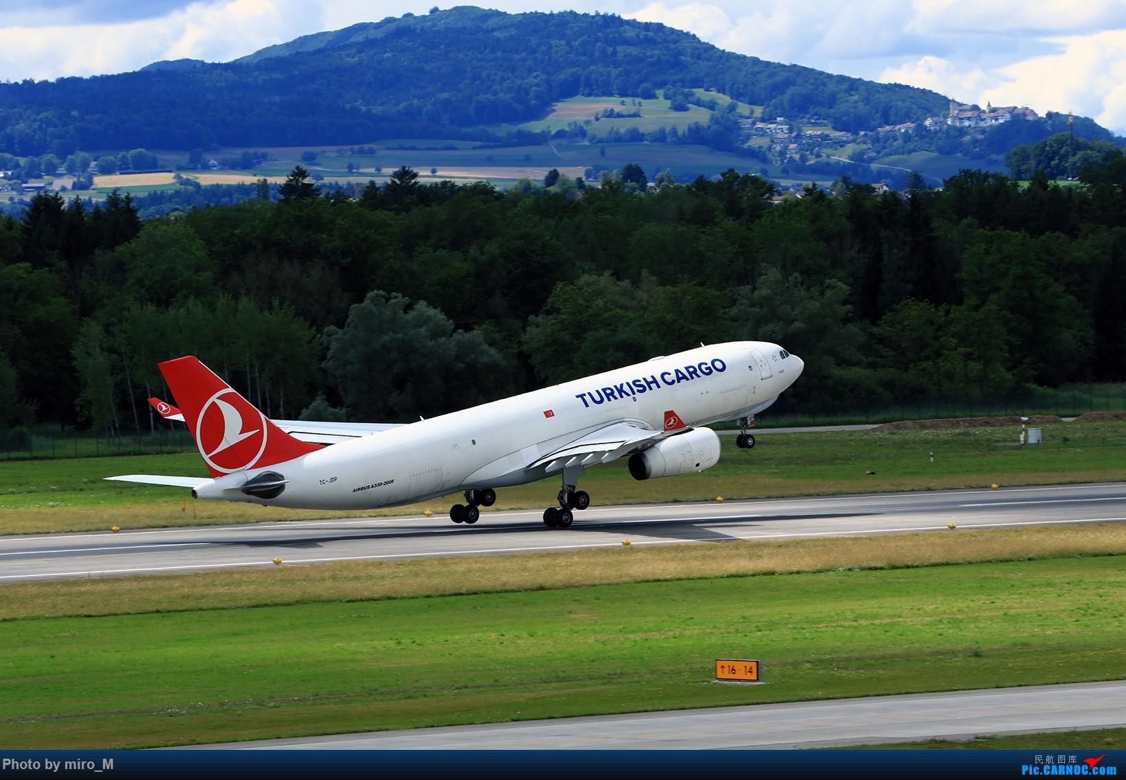 Re:[原创]欧洲浪了一圈,CS100,BAE146,fokker70等新老机型串着飞+ZRH,MUC,FRA,AMS,TLS拍机 AIRBUS A330-200F TC-JDP ZRH