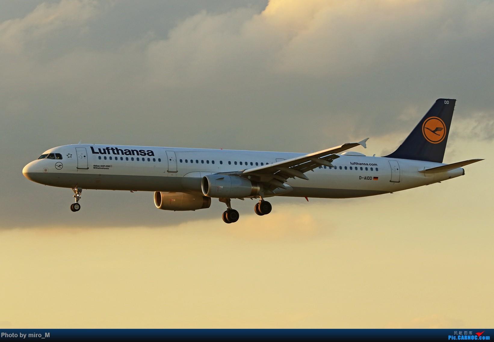Re:[原创]欧洲浪了一圈,CS100,BAE146,fokker70等新老机型串着飞+ZRH,MUC,FRA,AMS,TLS拍机 AIRBUS A321-200 D-AIDD MUC