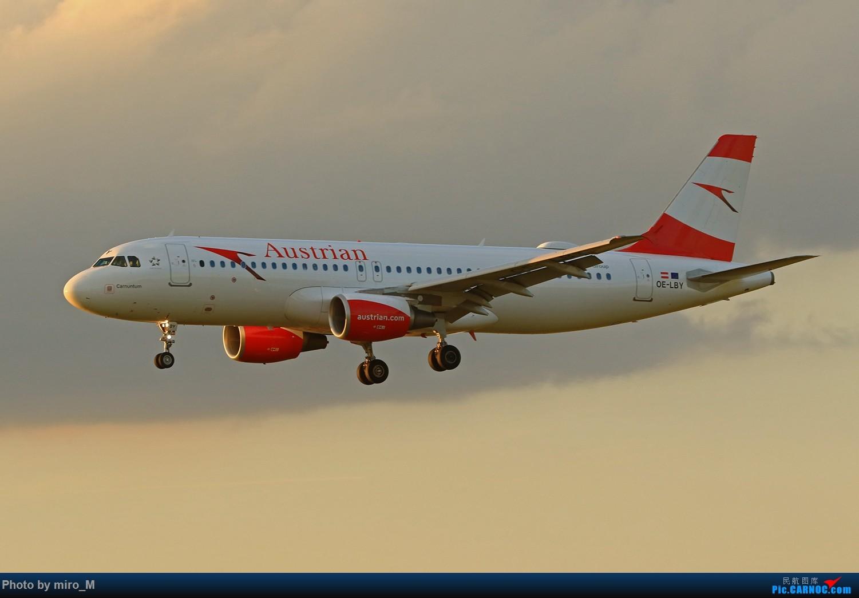 Re:[原创]欧洲浪了一圈,CS100,BAE146,fokker70等新老机型串着飞+ZRH,MUC,FRA,AMS,TLS拍机 AIRBUS A320-200 OE-LBY MUC