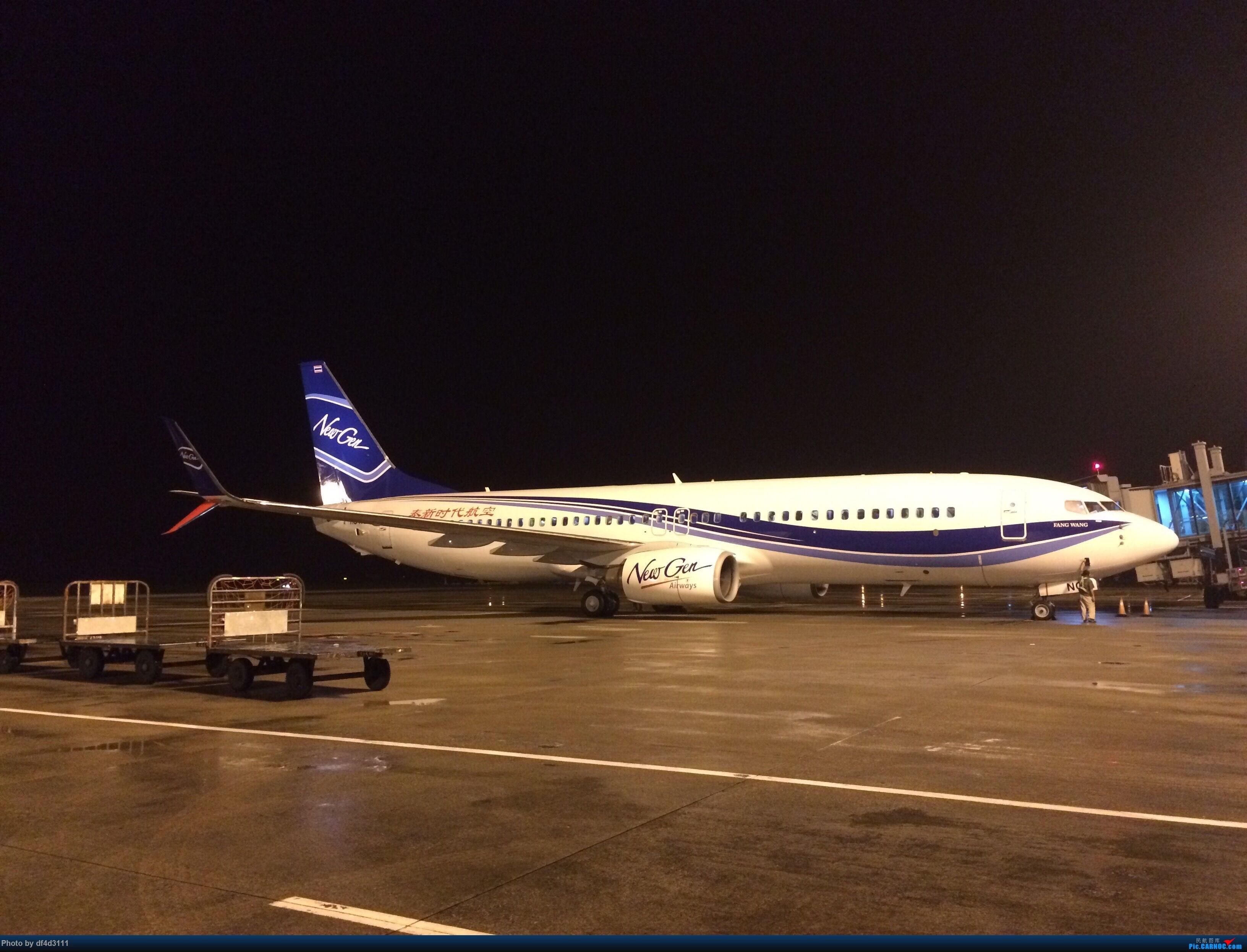 re:re:re:re:[原创]737 max 8国内首降~ 中国桂林两江国际机场图片