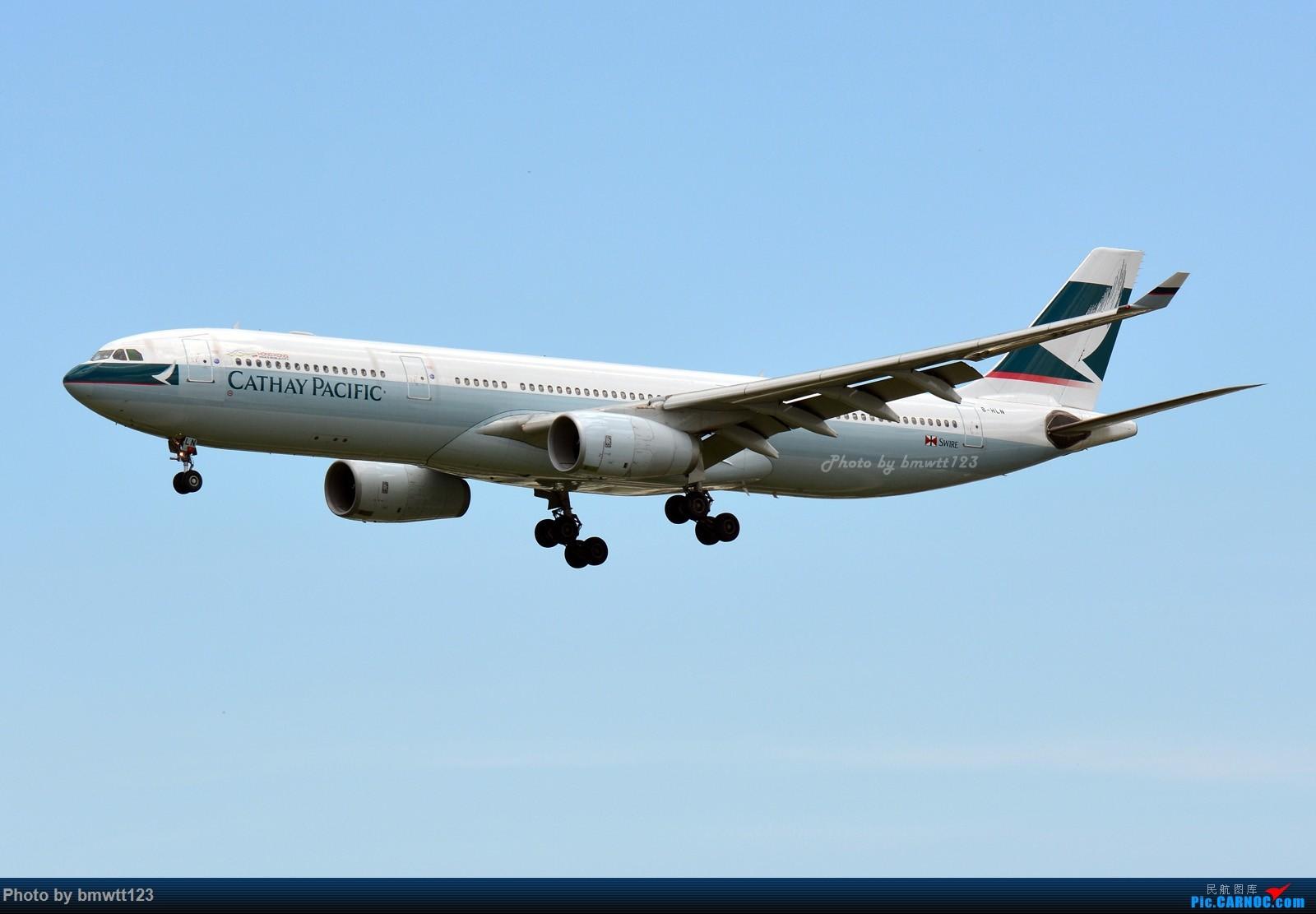 Re:[原创]【TPE桃园】记录7.3复飞:长荣77W滑入23L后济州738彩绘机复飞 AIRBUS A330-300 B-HLN 中国台北桃园国际机场