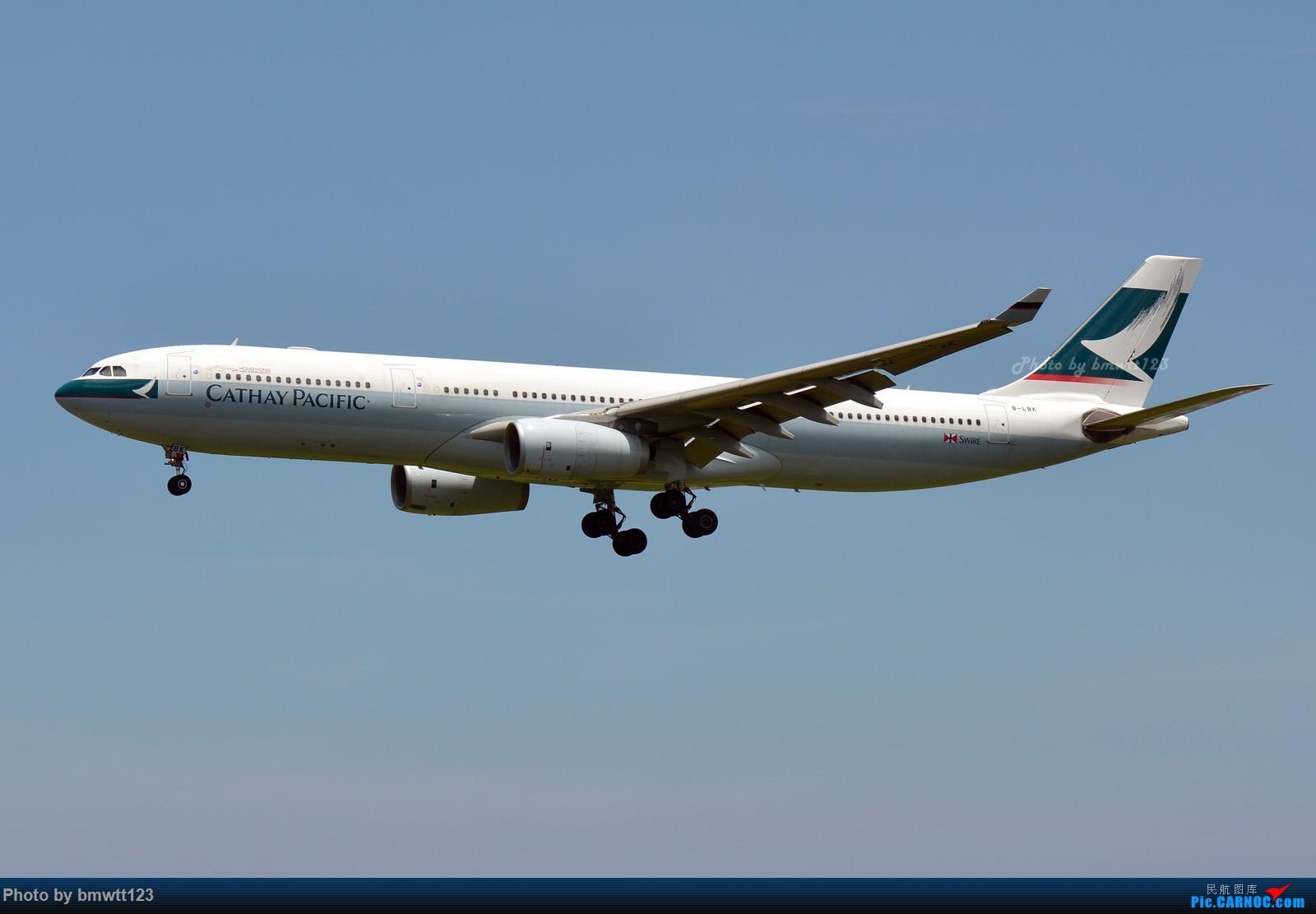 Re:[原创]【TPE桃园】记录7.3复飞:长荣77W滑入23L后济州738彩绘机复飞 AIRBUS A330-300 B-LBK 中国台北桃园国际机场