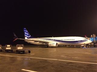 Re:737 MAX 8国内首降~