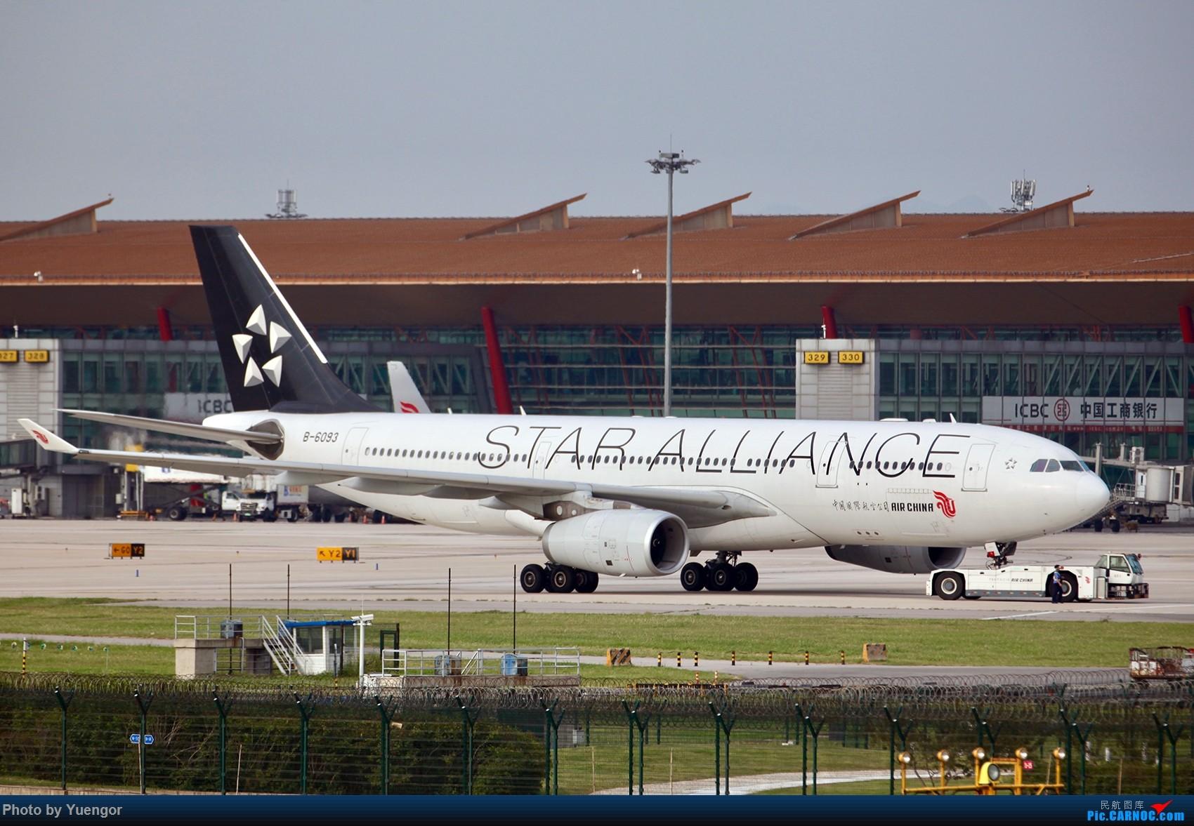 Re:[原创]【兰州飞友会】08.2016 LHW-PEK-AUH-MSQ 暑期返村 AIRBUS A330-200 B-6093 中国北京首都国际机场