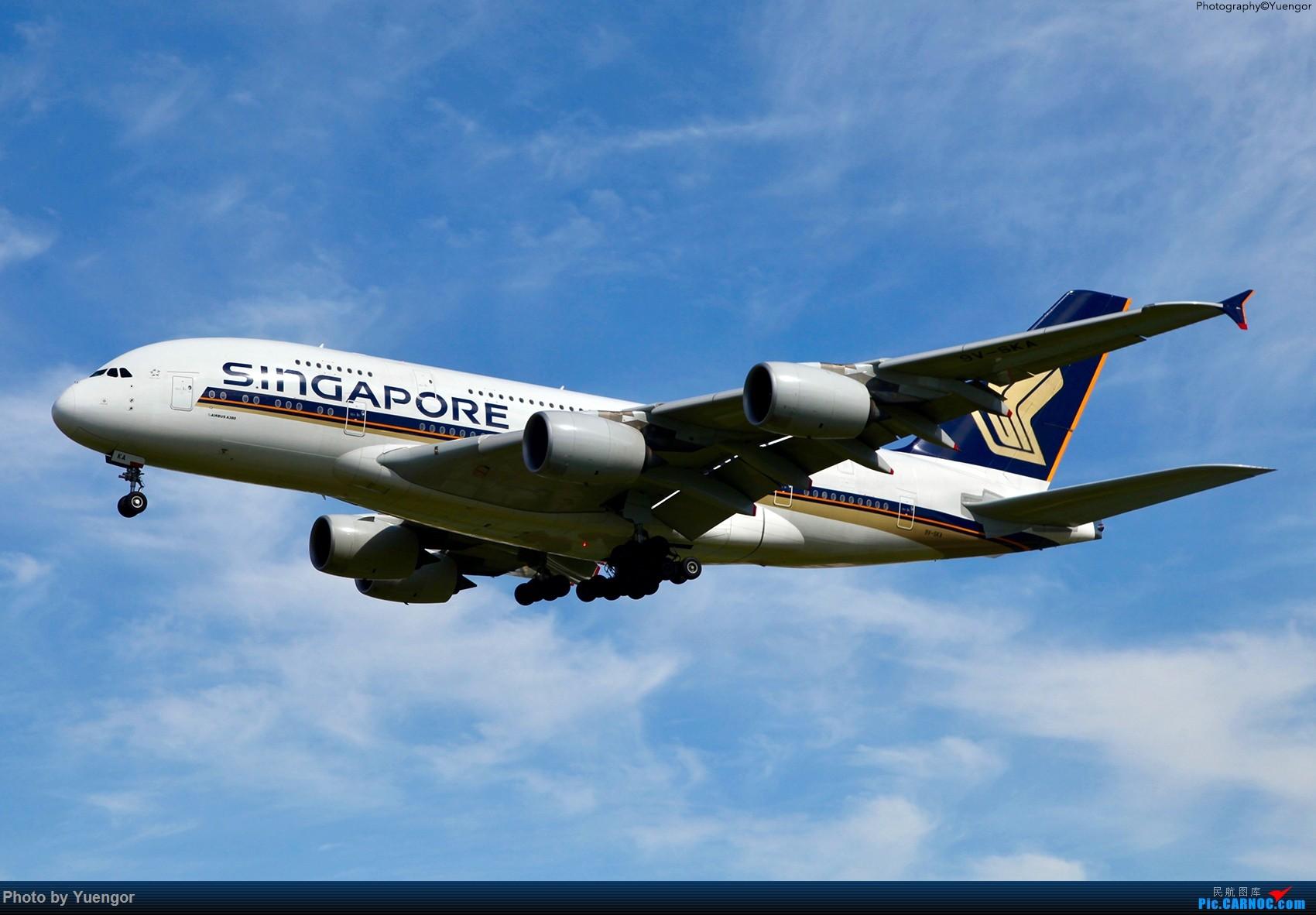 Re:[原创]【兰州飞友会】08.2016 LHW-PEK-AUH-MSQ 暑期返村 AIRBUS A380 9V-SKA 中国北京首都国际机场