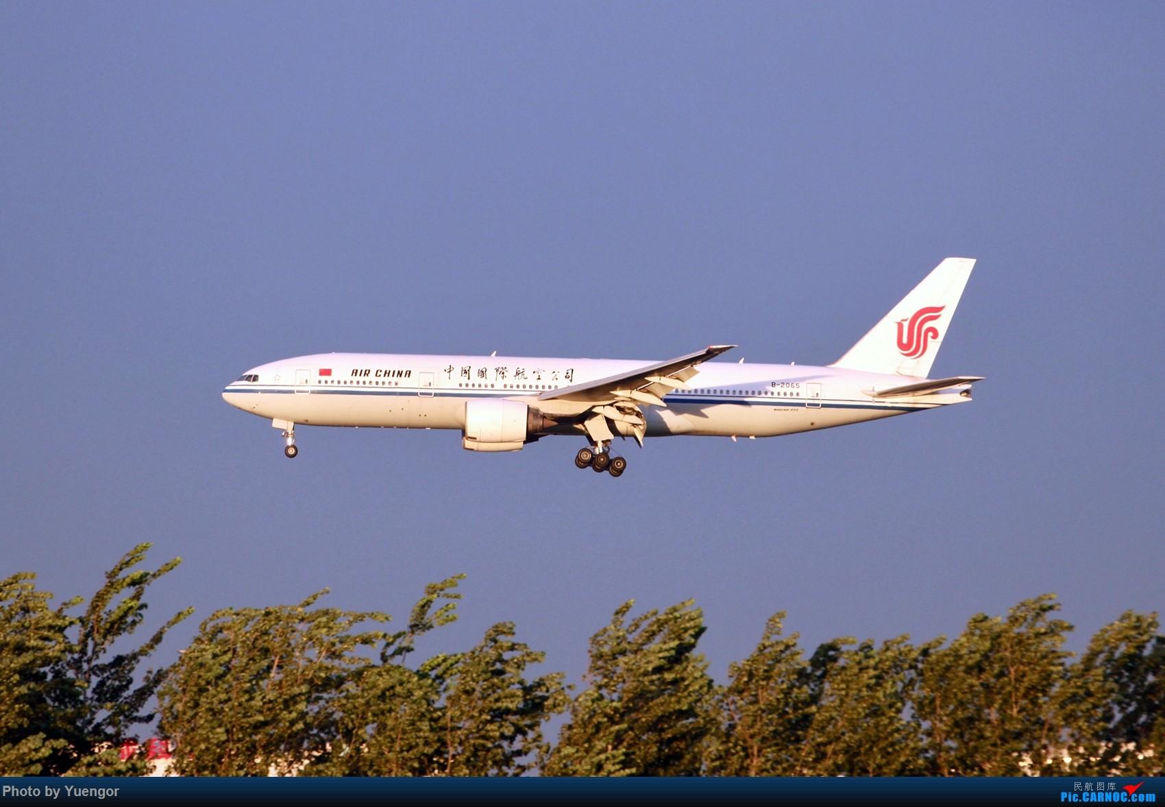Re:[原创]【兰州飞友会】08.2016 LHW-PEK-AUH-MSQ 暑期返村 BOEING 777-200 B-2065 中国北京首都国际机场