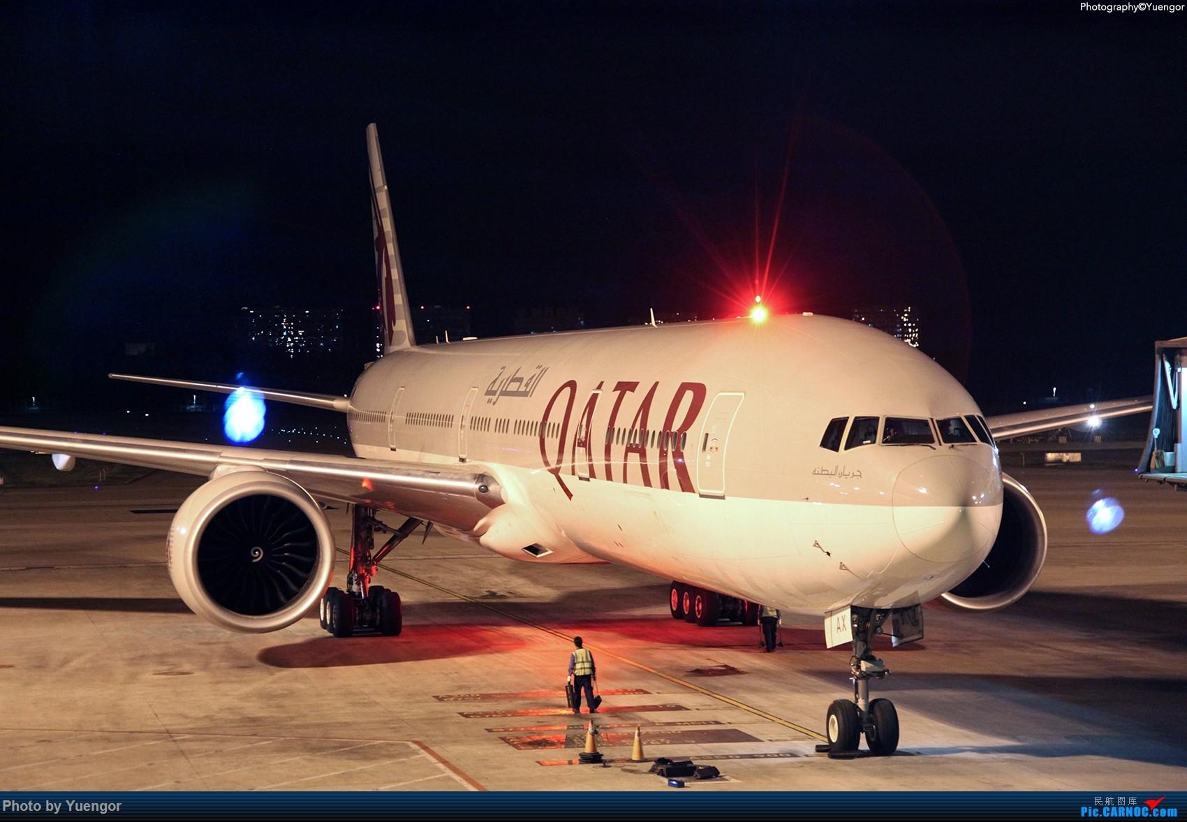 Re:[原创]【兰州飞友会】08.2016 LHW-PEK-AUH-MSQ 暑期返村 BOEING 777-300ER A7-BAX 中国北京首都国际机场