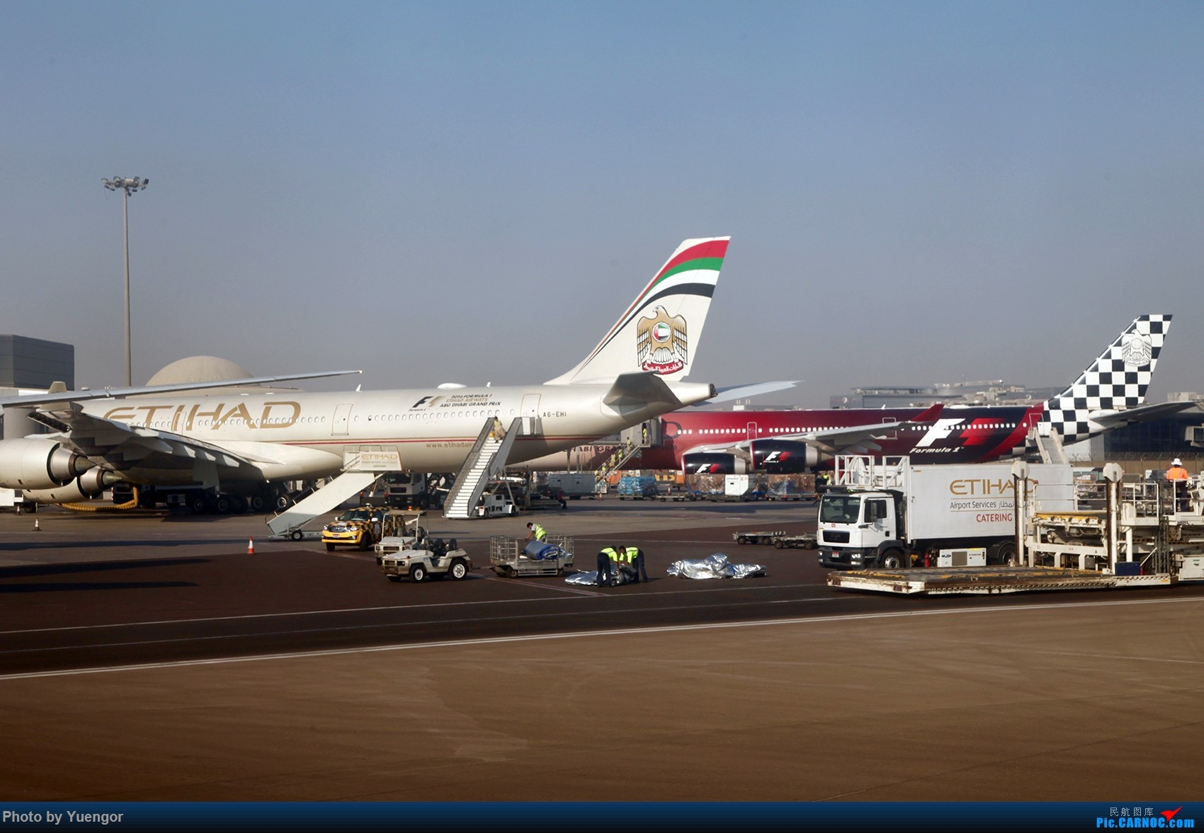 Re:[原创]【兰州飞友会】08.2016 LHW-PEK-AUH-MSQ 暑期返村    阿拉伯联合酋长国阿布扎比国际机场