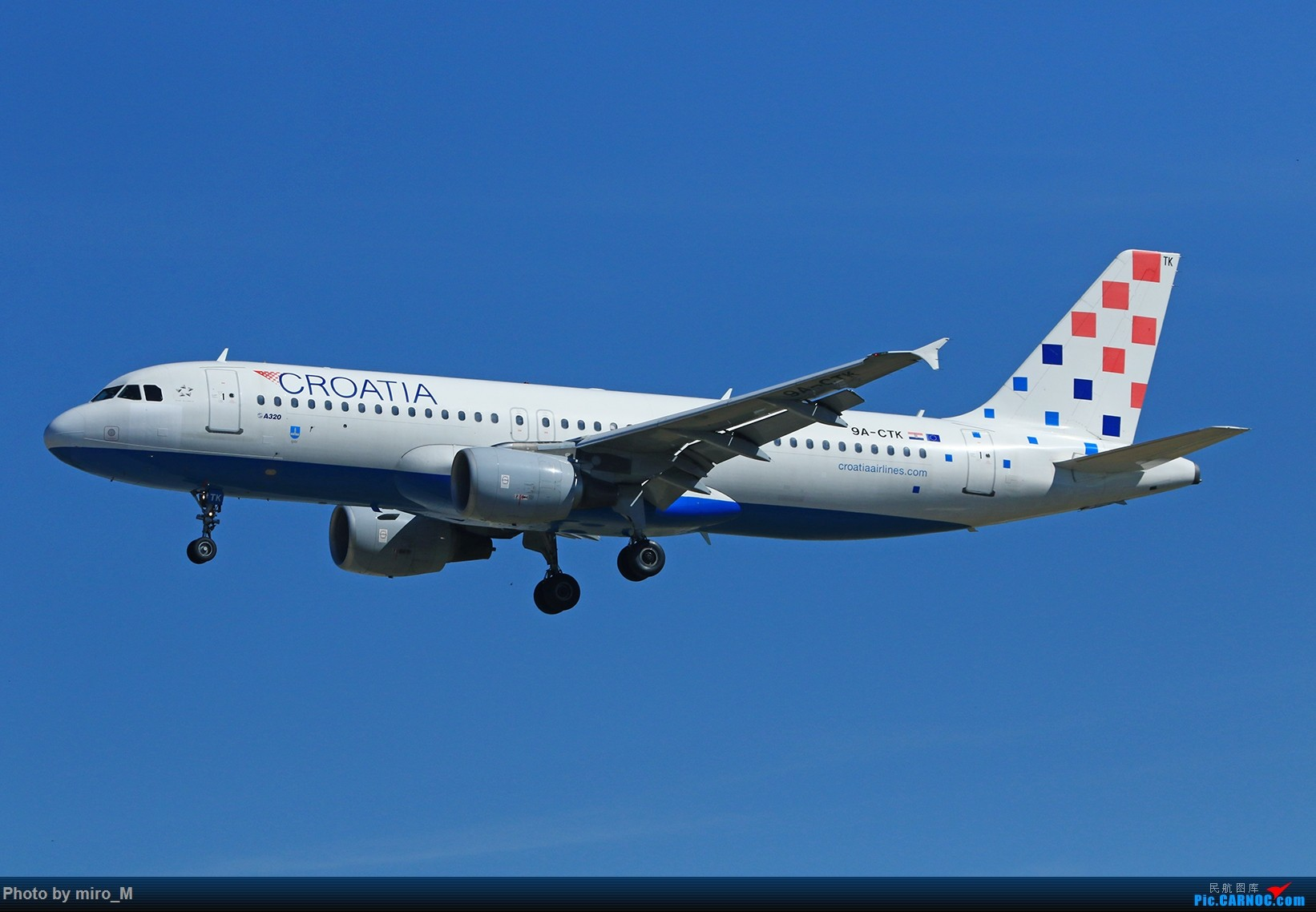 Re:[原创]欧洲浪了一圈,CS100,BAE146,fokker70等新老机型串着飞+ZRH,MUC,FRA,AMS,TLS拍机 AIRBUS A320-200 9A-CTK FRA