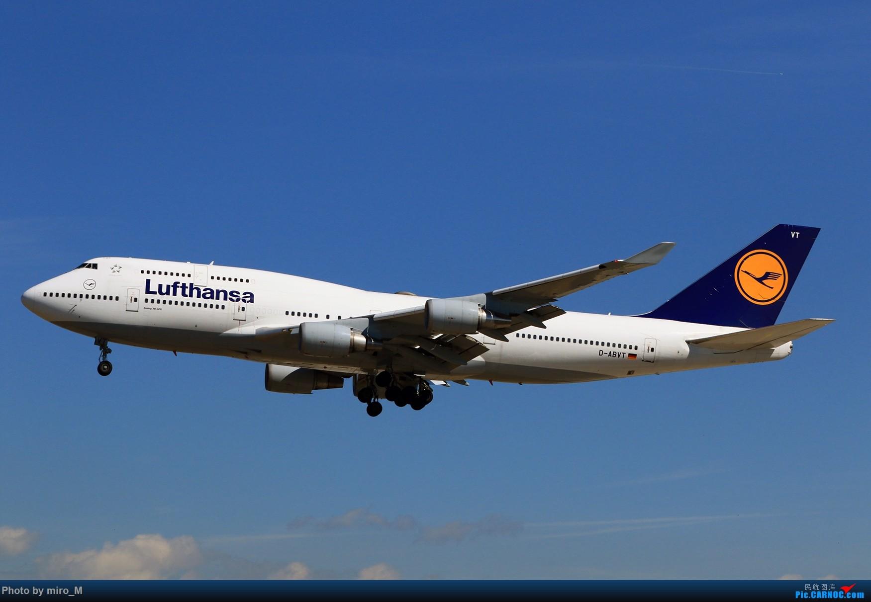 Re:[原创]欧洲浪了一圈,CS100,BAE146,fokker70等新老机型串着飞+ZRH,MUC,FRA,AMS,TLS拍机 BOEING 747-400 D-ABVT FRA