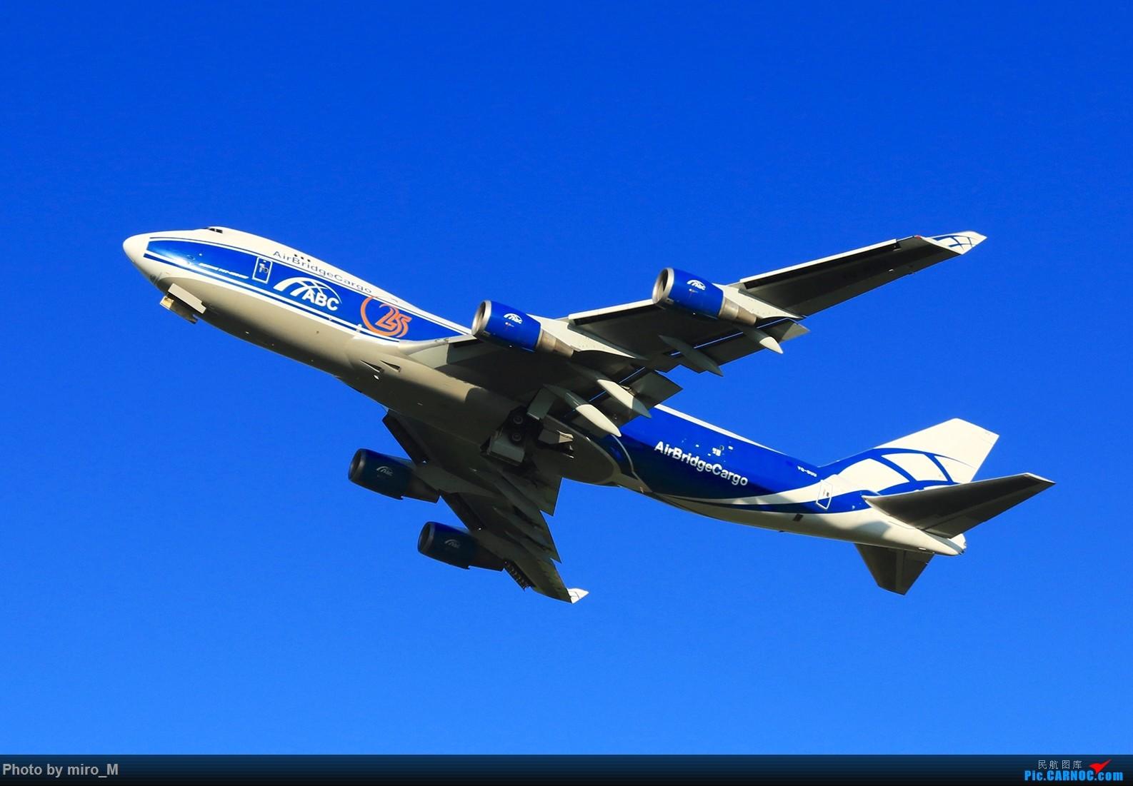 Re:[原创]欧洲浪了一圈,CS100,BAE146,fokker70等新老机型串着飞+ZRH,MUC,FRA,AMS,TLS拍机 BOEING 747-400F VQ-BUU AMS