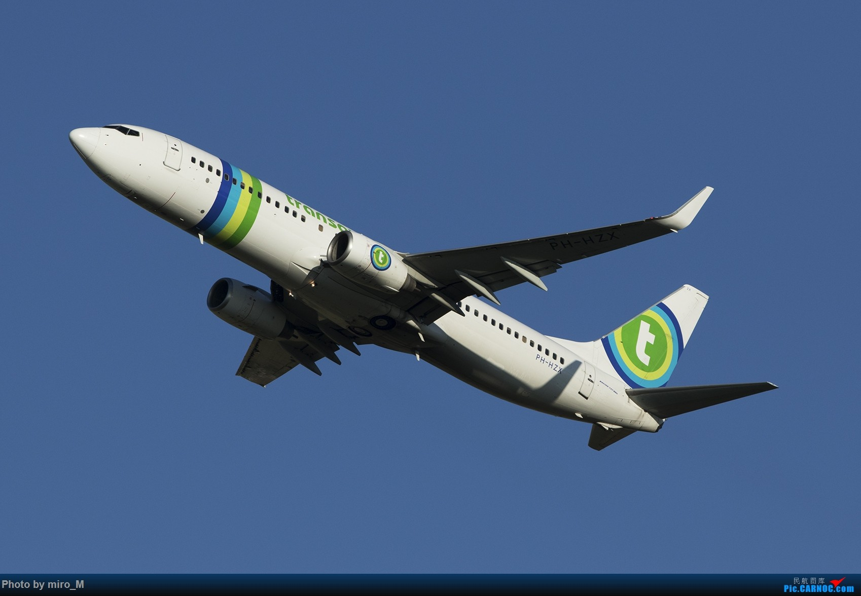 Re:[原创]欧洲浪了一圈,CS100,BAE146,fokker70等新老机型串着飞+ZRH,MUC,FRA,AMS,TLS拍机 BOEING 737-800 PH-HZX AMS