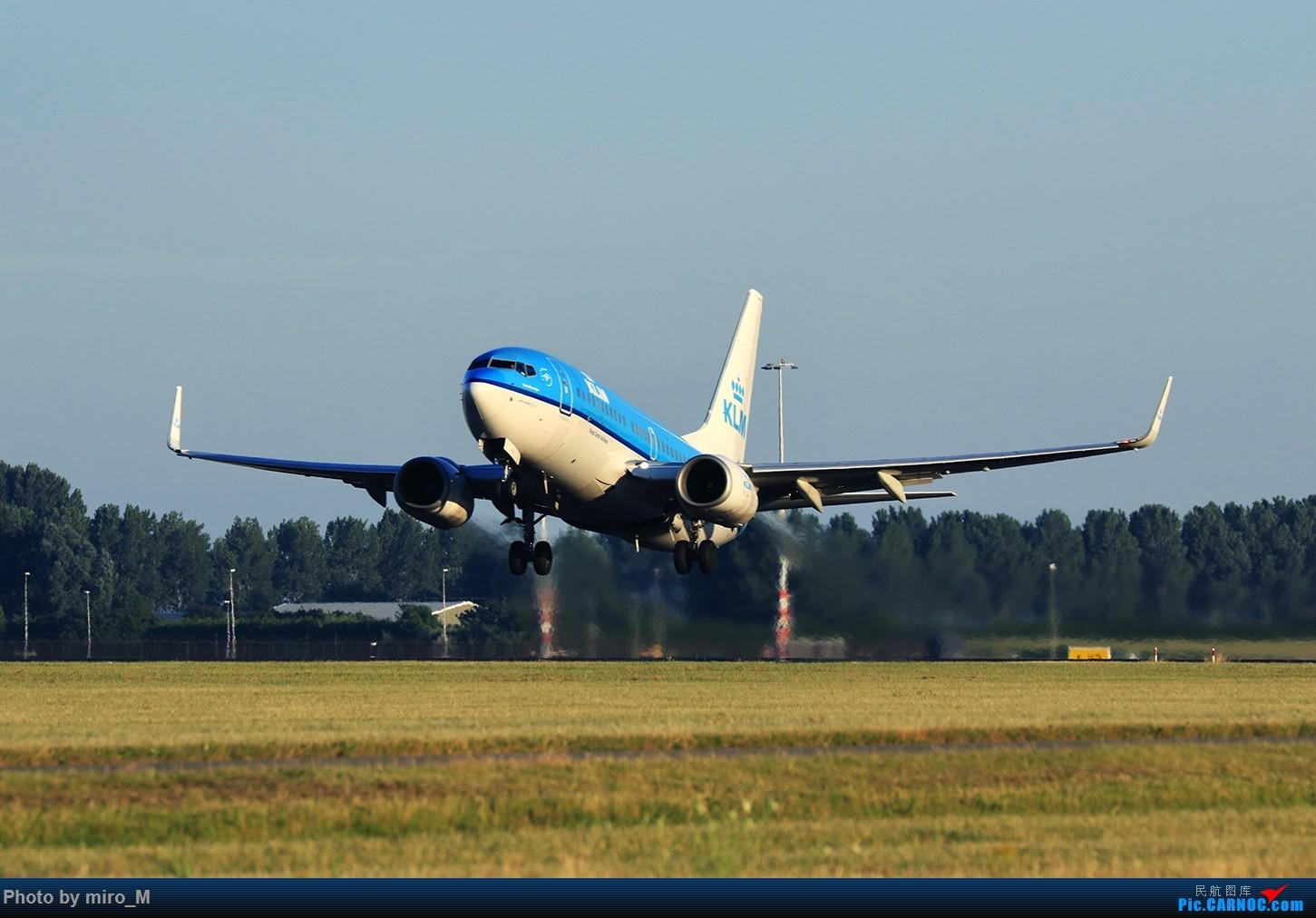 Re:[原创]欧洲小众机型体验之旅,附所到的机场拍机图片(中) BOEING 737-800  AMS
