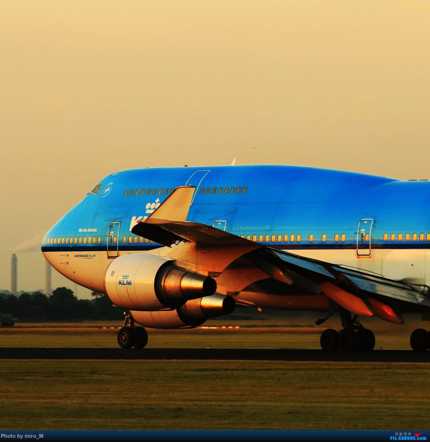 Re:[原创]欧洲小众机型体验之旅,附所到的机场拍机图片(中) BOEING 747-400  AMS