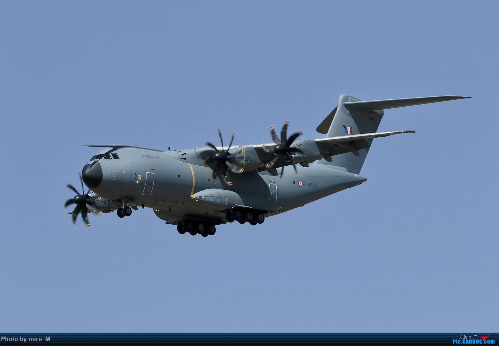 Re:[原创]欧洲小众机型体验之旅,附所到的机场拍机图片(中) AIRBUS A400M F-RBAH TLS