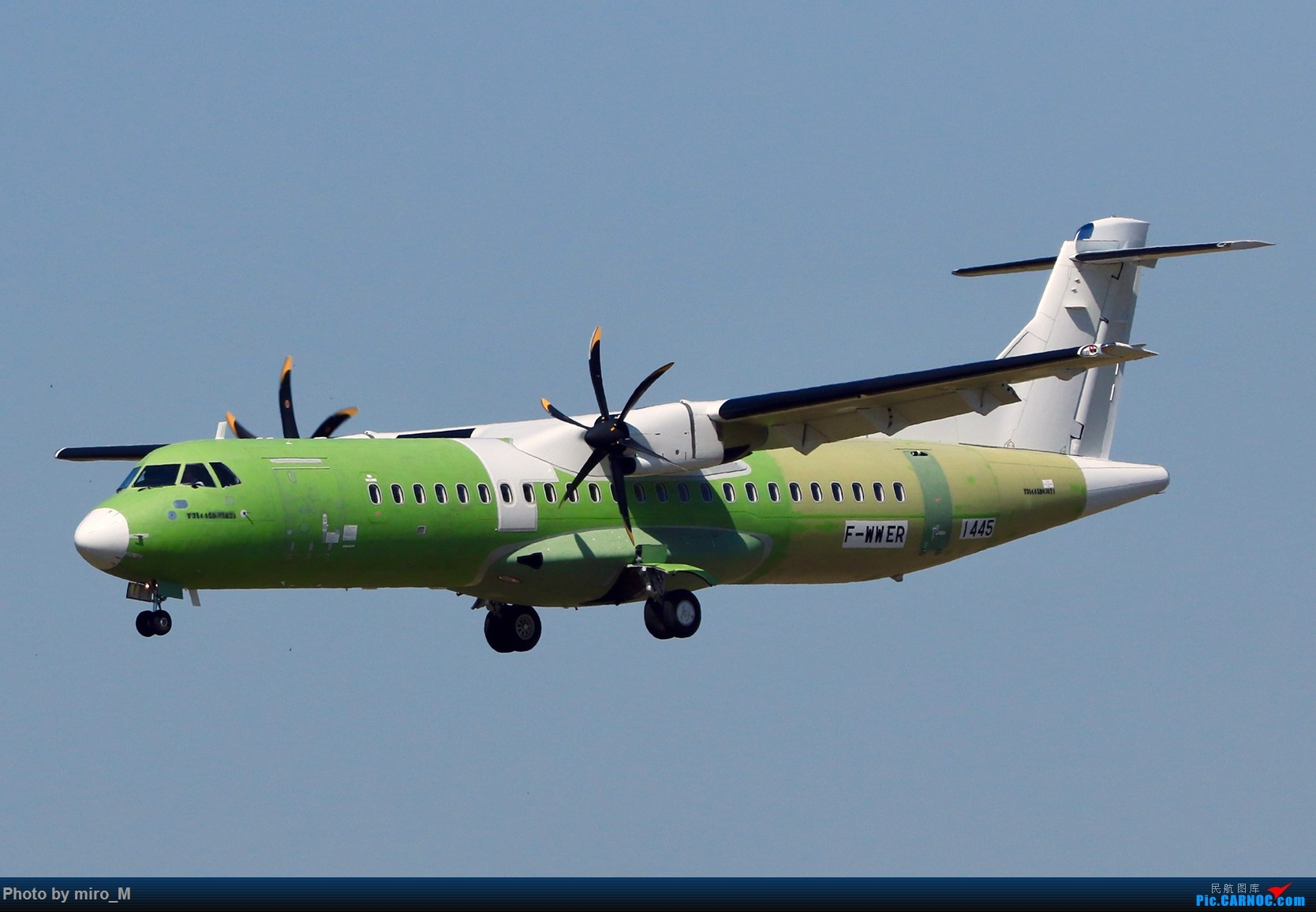 Re:[原创]欧洲小众机型体验之旅(中)——AMS,TLS拍机之旅 ATR-72 F-WWER TLS