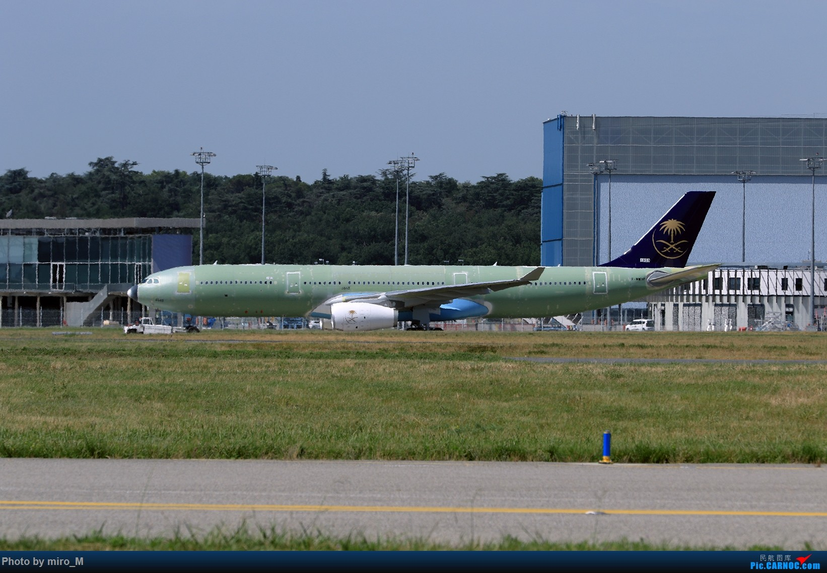 Re:[原创]欧洲小众机型体验之旅,附所到的机场拍机图片(中) AIRBUS A330-300 F-WWYP TLS