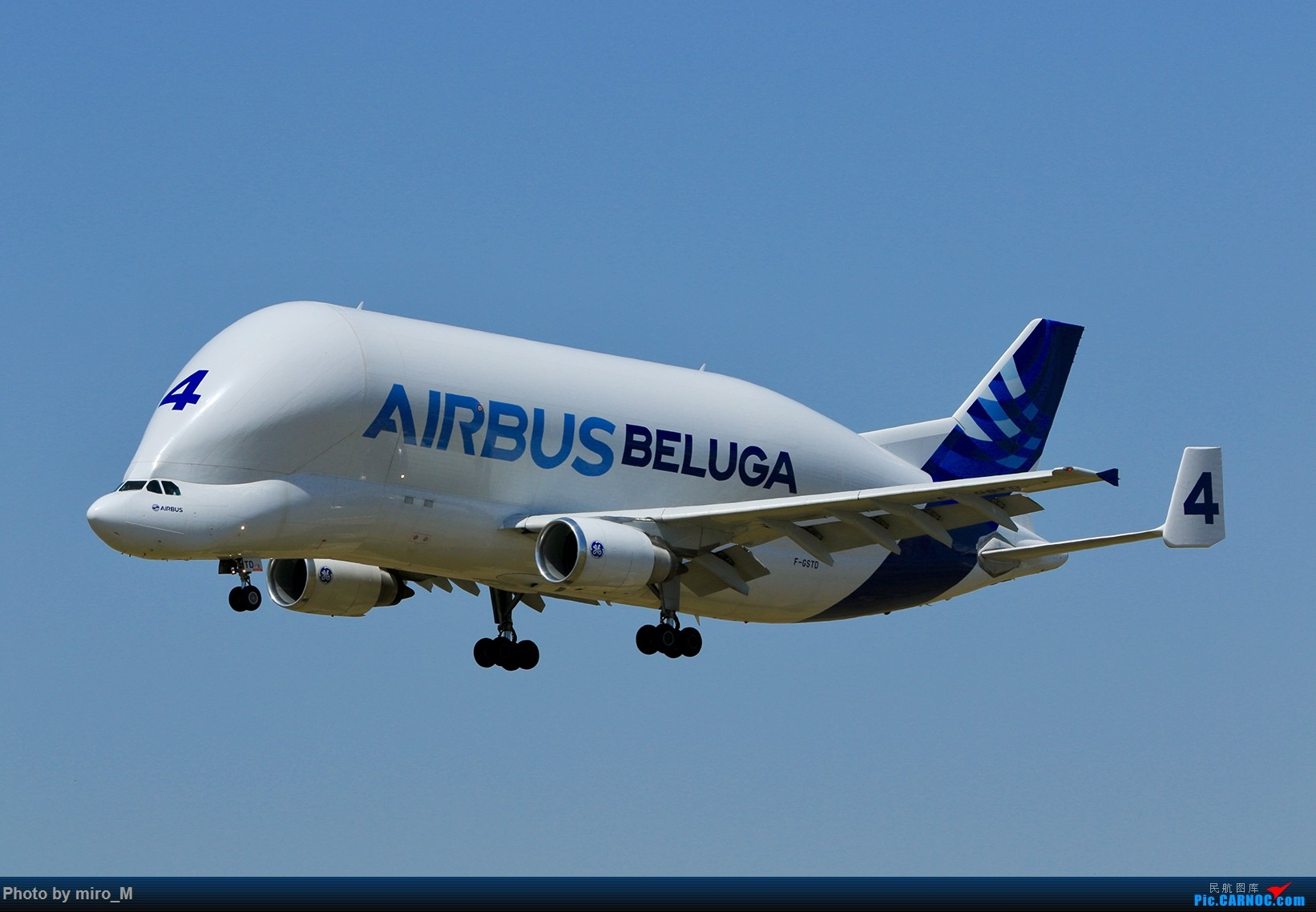 Re:[原创]欧洲小众机型体验之旅,附所到的机场拍机图片(中) AIRBUS A300B4-600ST F-GSTD TLS