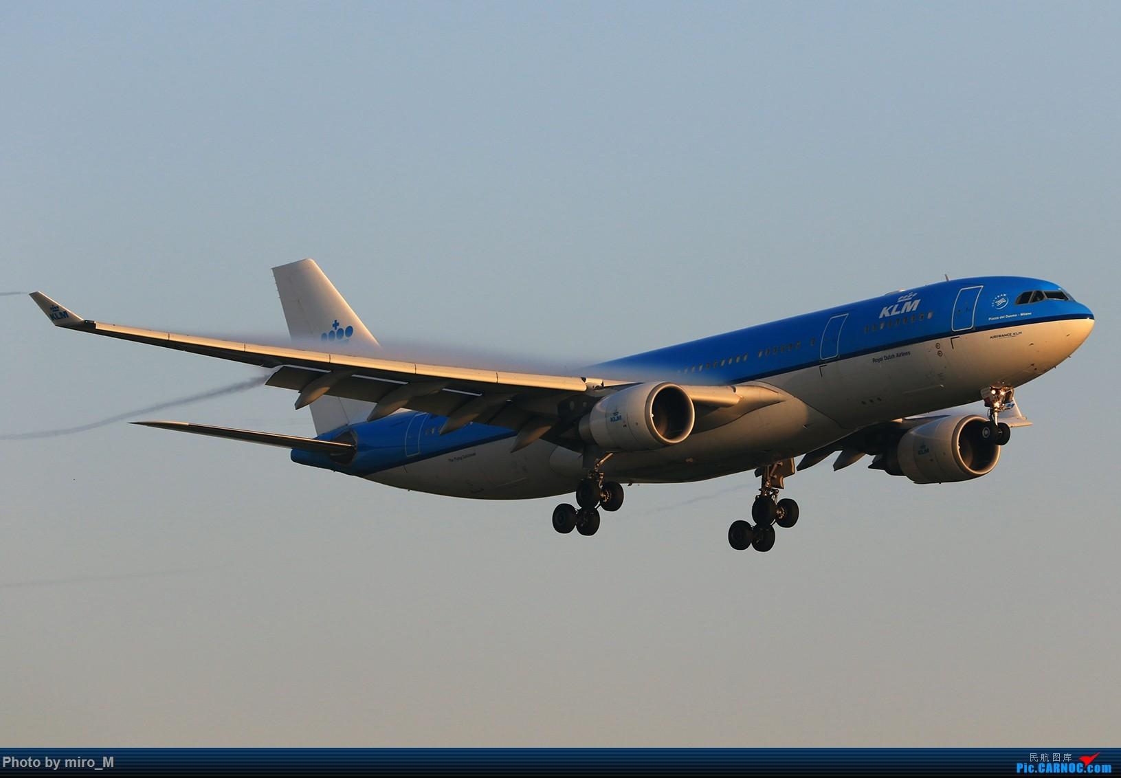 Re:[原创]欧洲小众机型体验之旅,附所到的机场拍机图片(中) AIRBUS A330-200  AMS