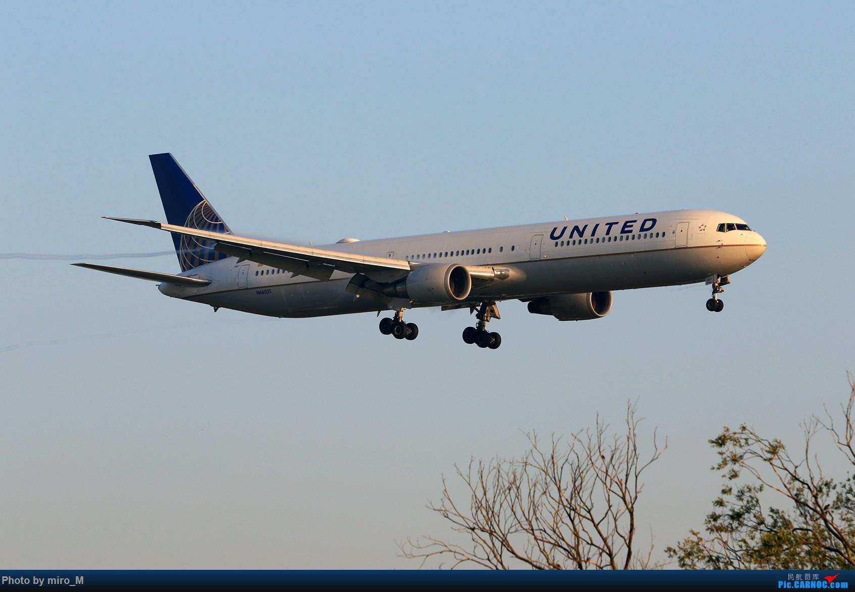 Re:[原创]欧洲小众机型体验之旅,附所到的机场拍机图片(中) BOEING 767-400 N66051 AMS