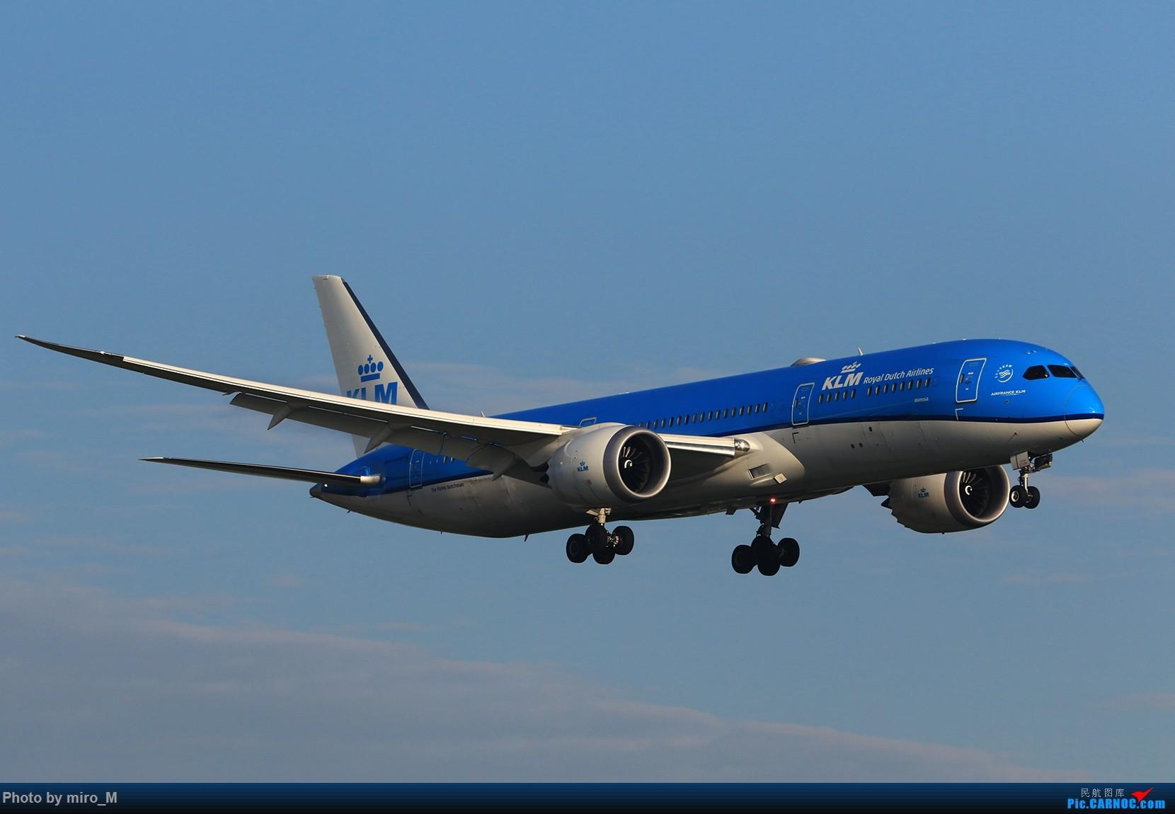 Re:[原创]欧洲小众机型体验之旅,附所到的机场拍机图片(中) BOEING 787-9  AMS