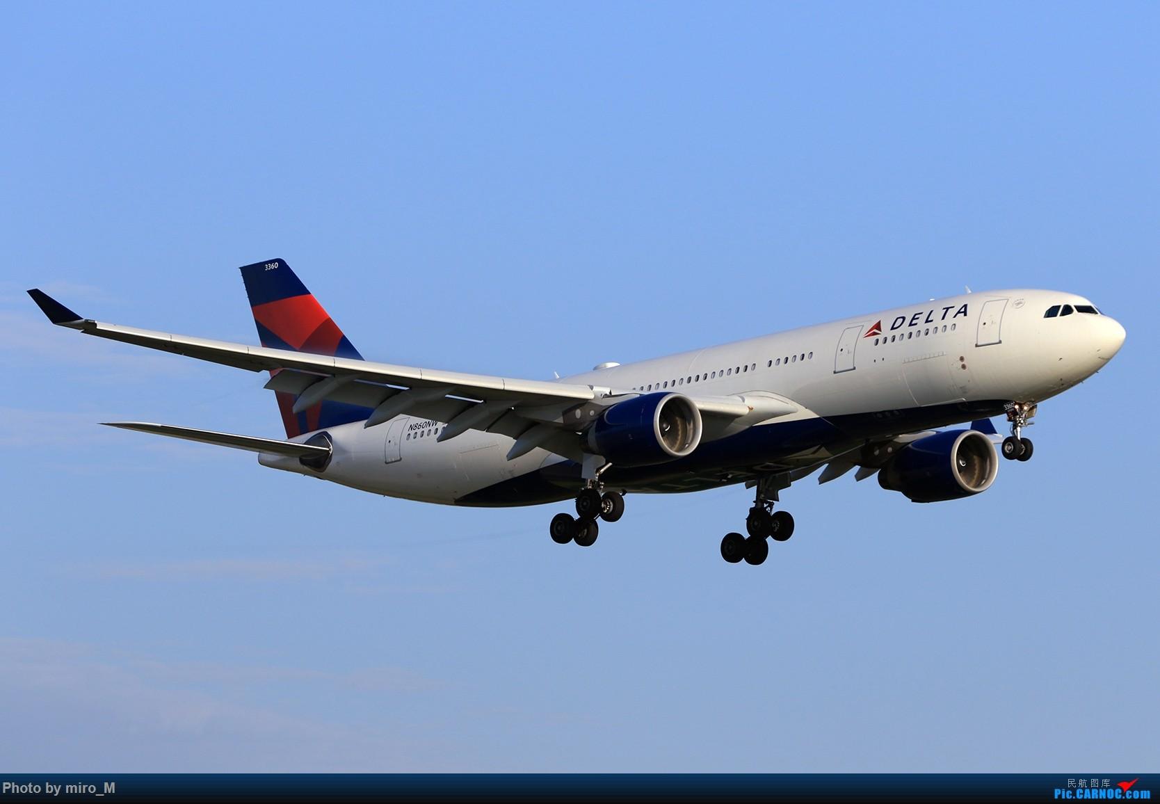 Re:[原创]欧洲小众机型体验之旅,附所到的机场拍机图片(中) AIRBUS A330-200 N860NW AMS