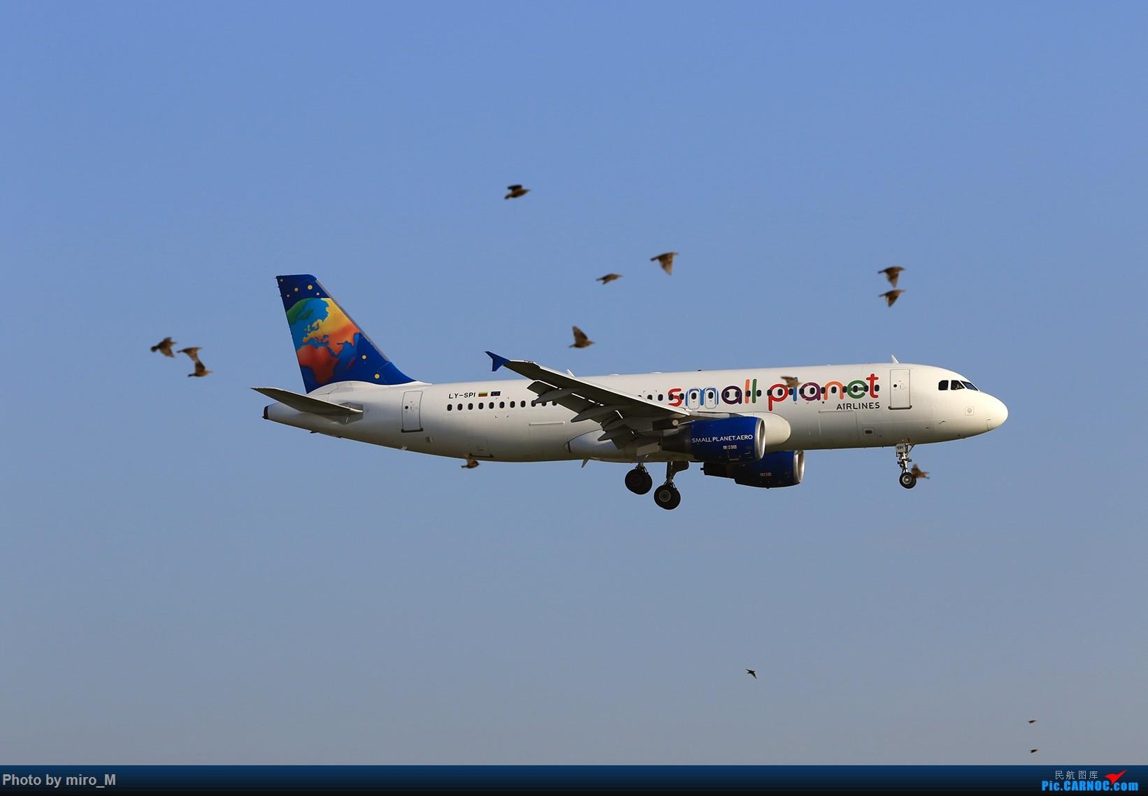 Re:[原创]欧洲小众机型体验之旅,附所到的机场拍机图片(中) AIRBUS A320-200 LY-SPI AMS