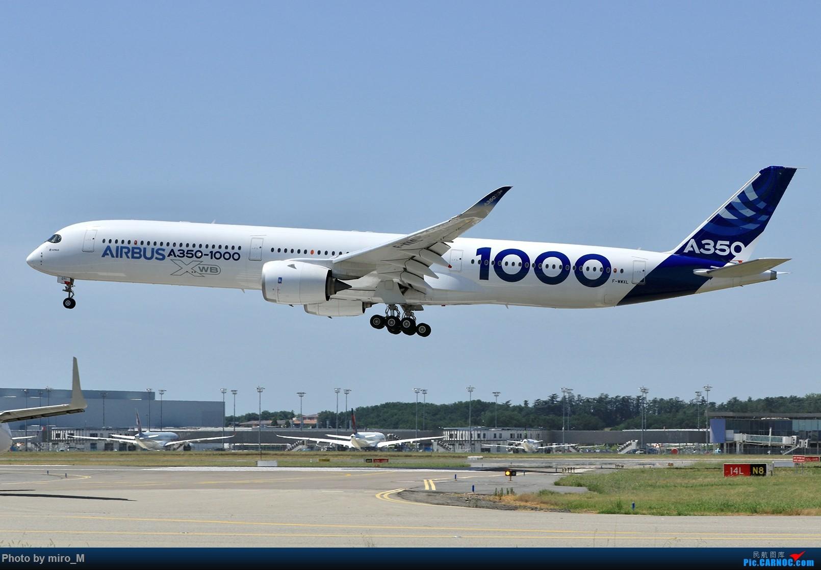 Re:[原创]欧洲小众机型体验之旅,附所到的机场拍机图片(中) AIRBUS A350-1000 WWXL TLS