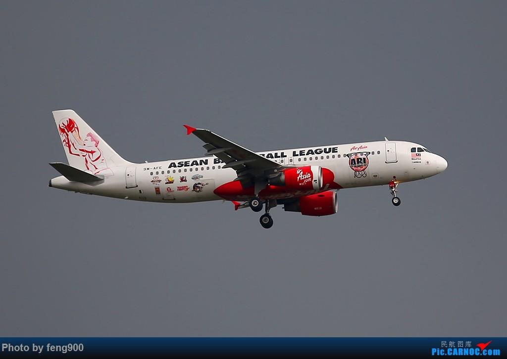 [原创]来昆明打球,约不约? AIRBUS A320-214 9M-AFE 中国昆明长水国际机场